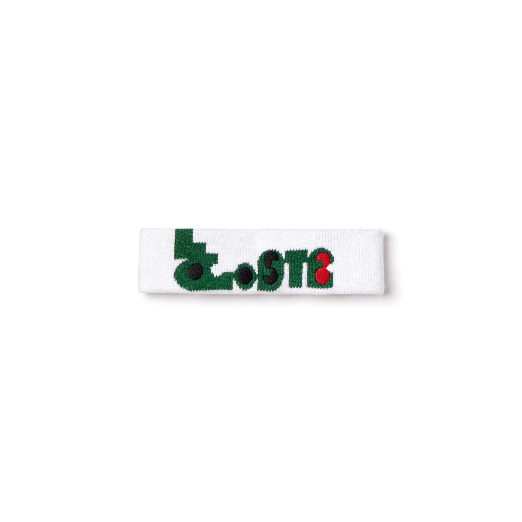 Unisex M/M Collab Graphic-Print Terry-Cloth Jersey Headband