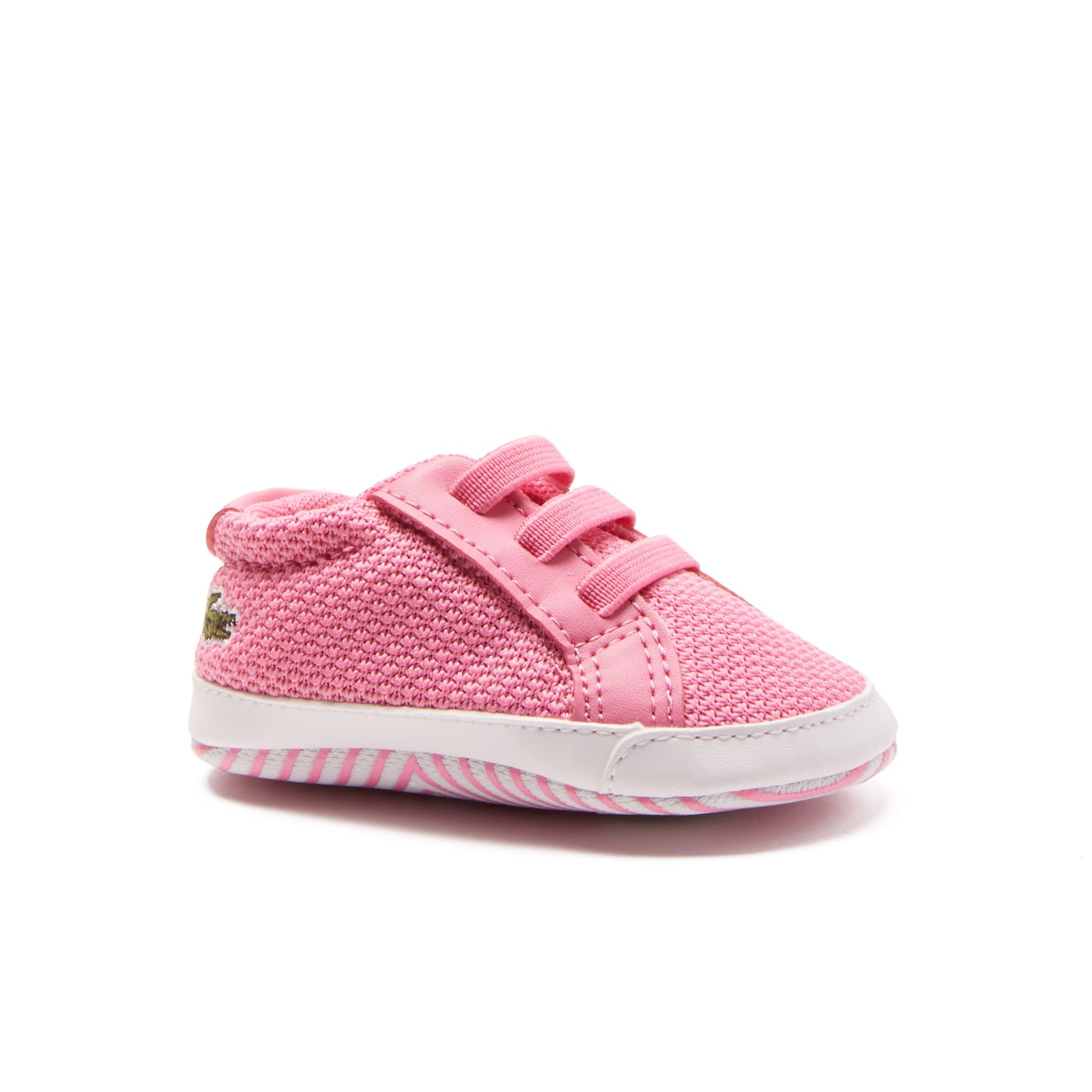 Babies' L.12.12 Crib Textile Trainers