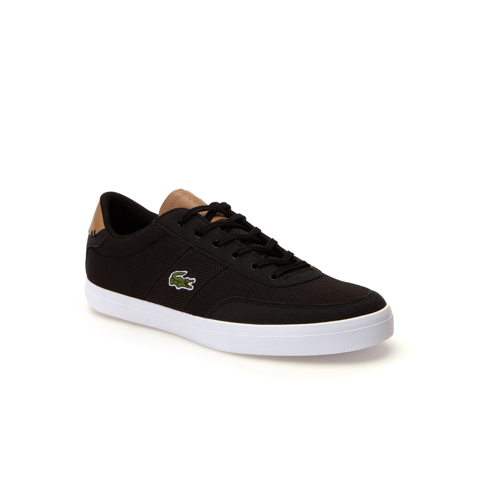 Men's Court-Master Suede Knit Trainers