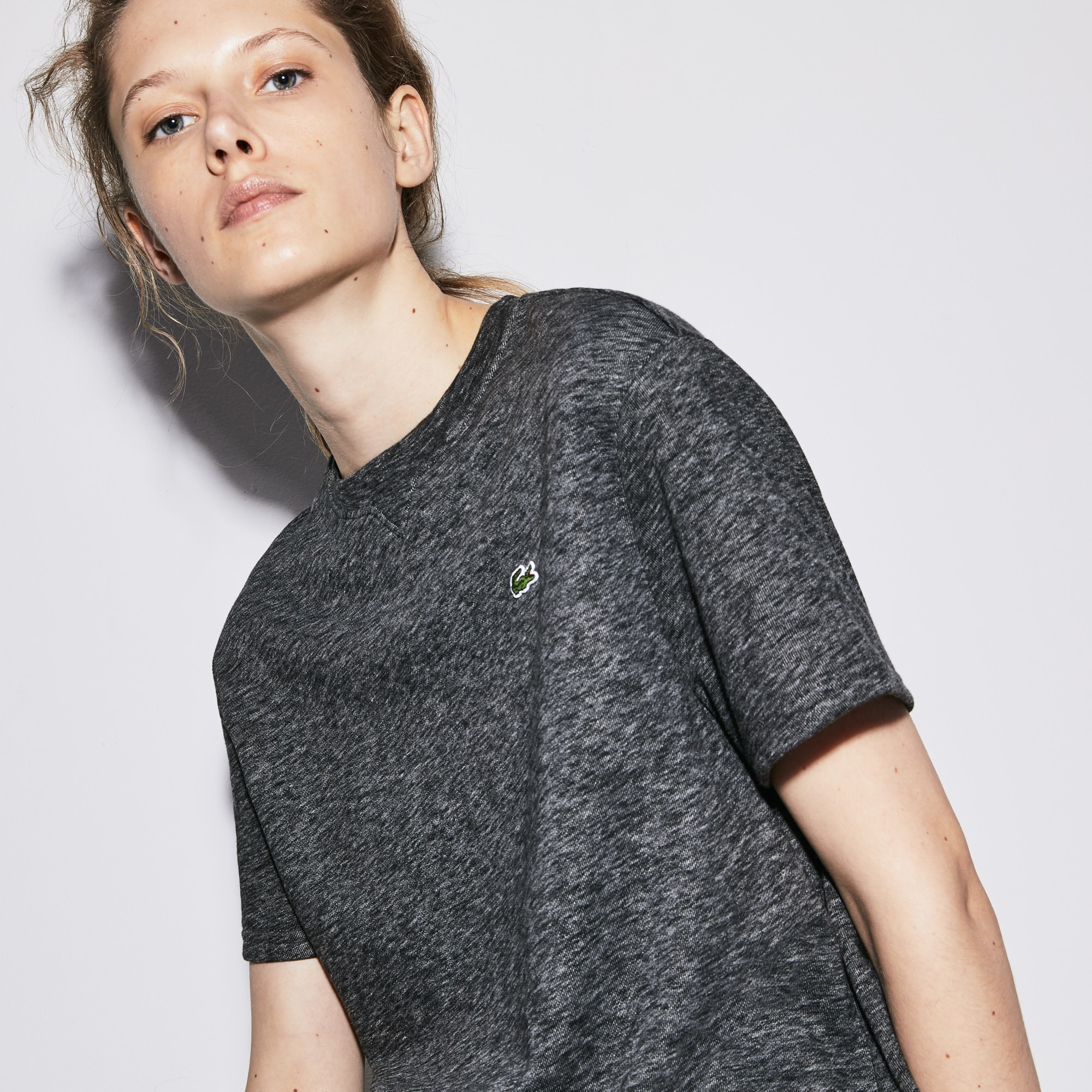 Women's Lacoste SPORT Fleece Tennis Sweatshirt