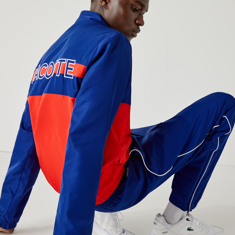 Men's Lacoste SPORT French Capsule Tracksuit