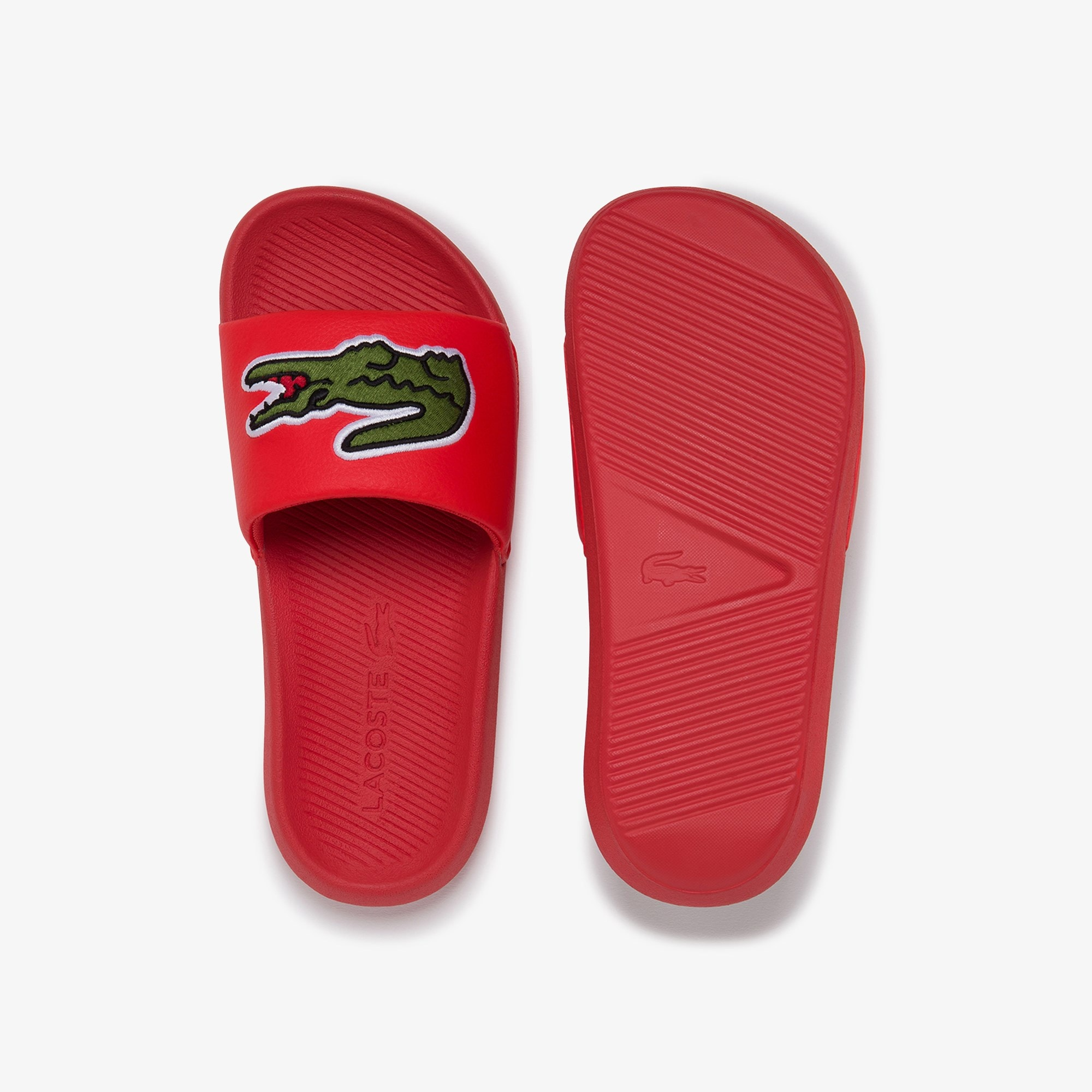 Women's Croco Synthetic and PU Slides