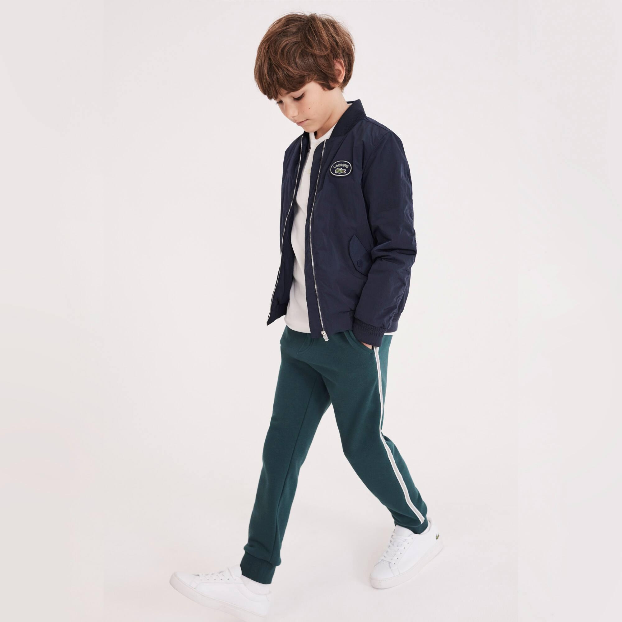 Boys' Nylon Bomber Jacket