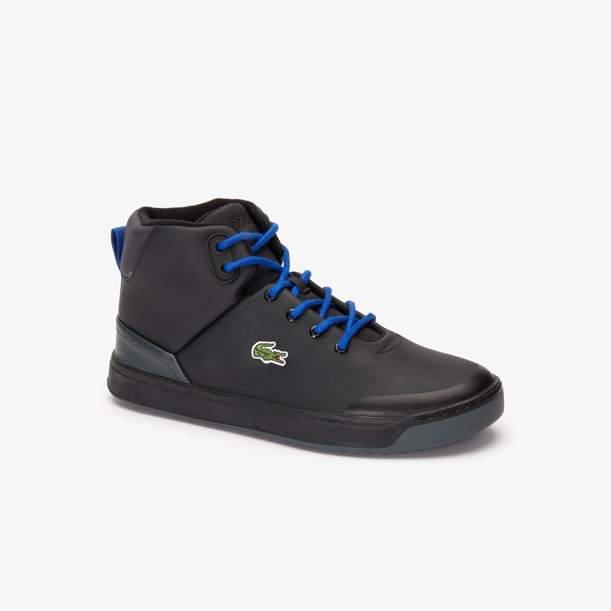 Juniors' Explorateur Thermo Leather Boots