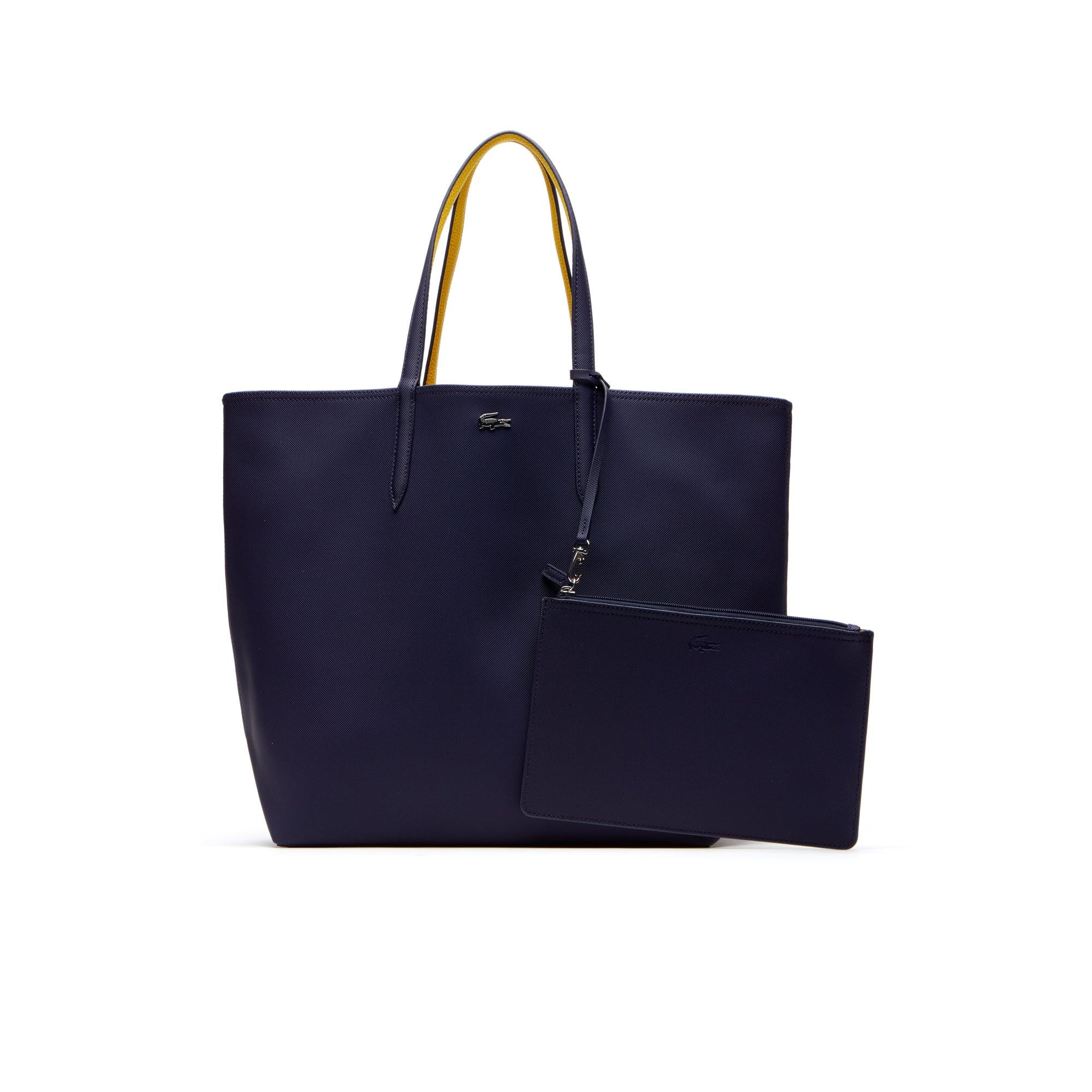 Women's Anna Large Reversible Bicolour Tote Bag