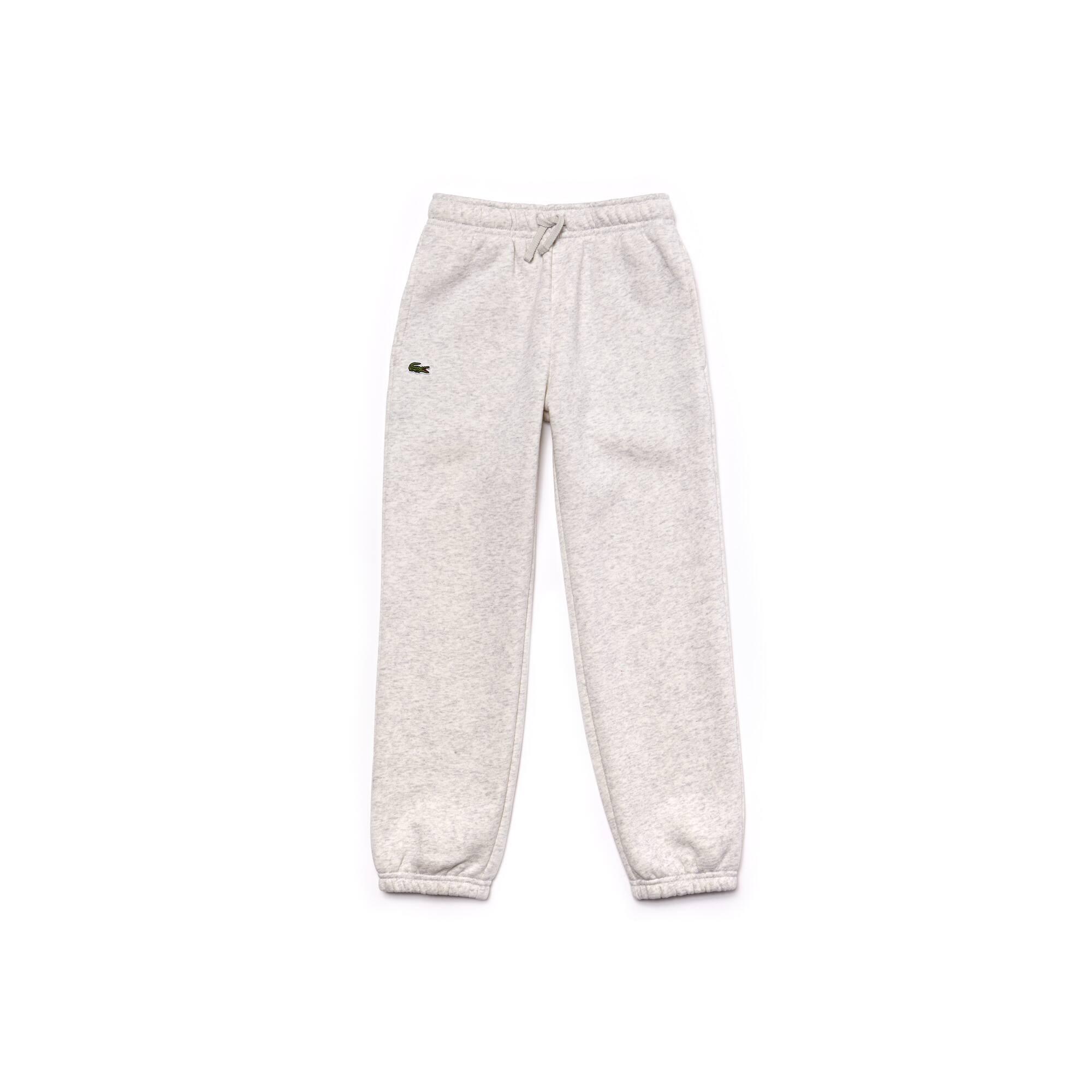 Kids' Lacoste SPORT Tennis Fleece Trackpants