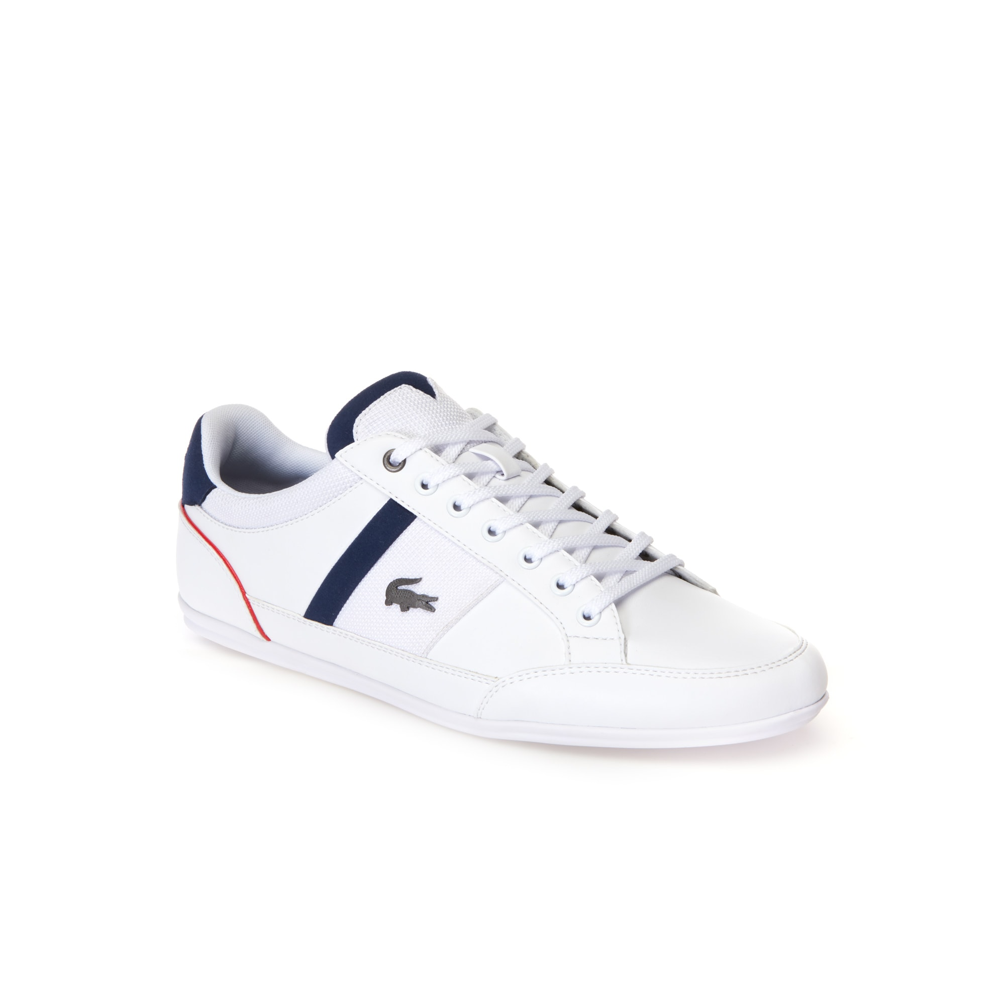 Men's Chaymon Nappa Leather and Mesh Trainers