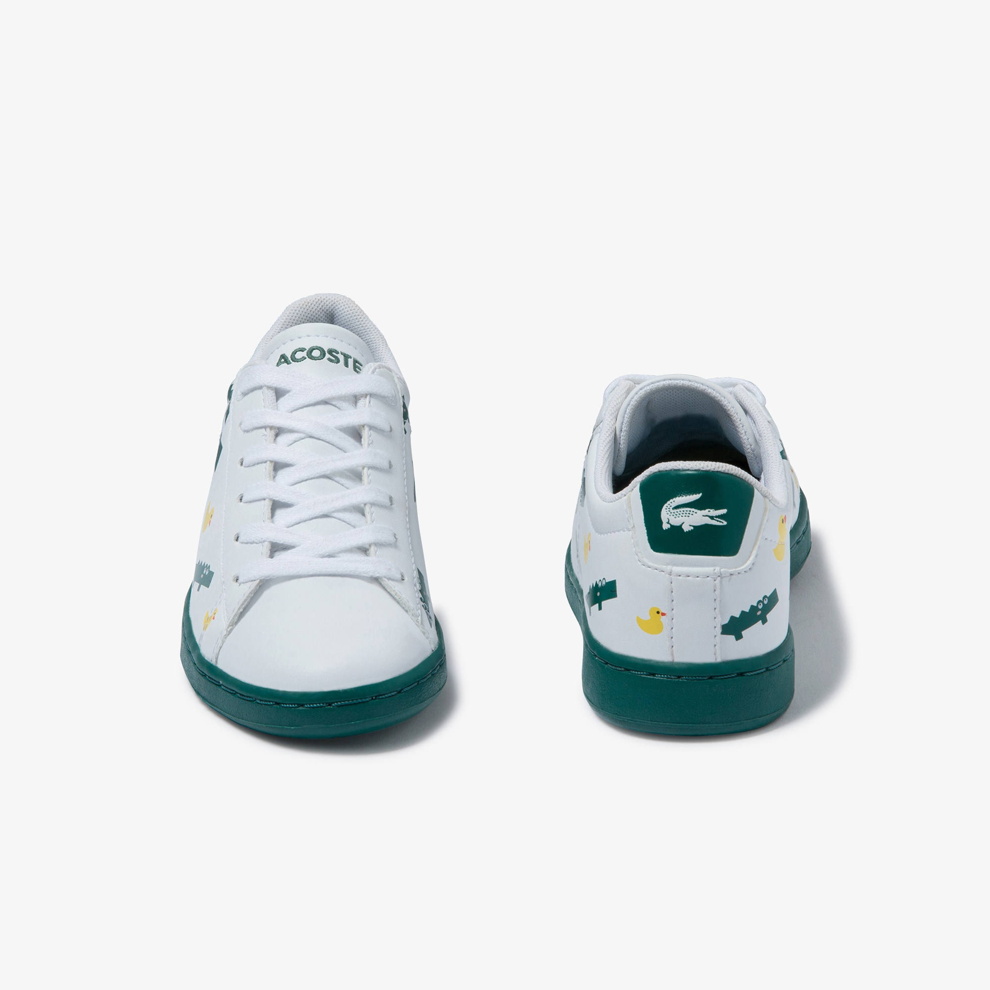 Children's Carnaby Evo Print Synthetic Sneakers