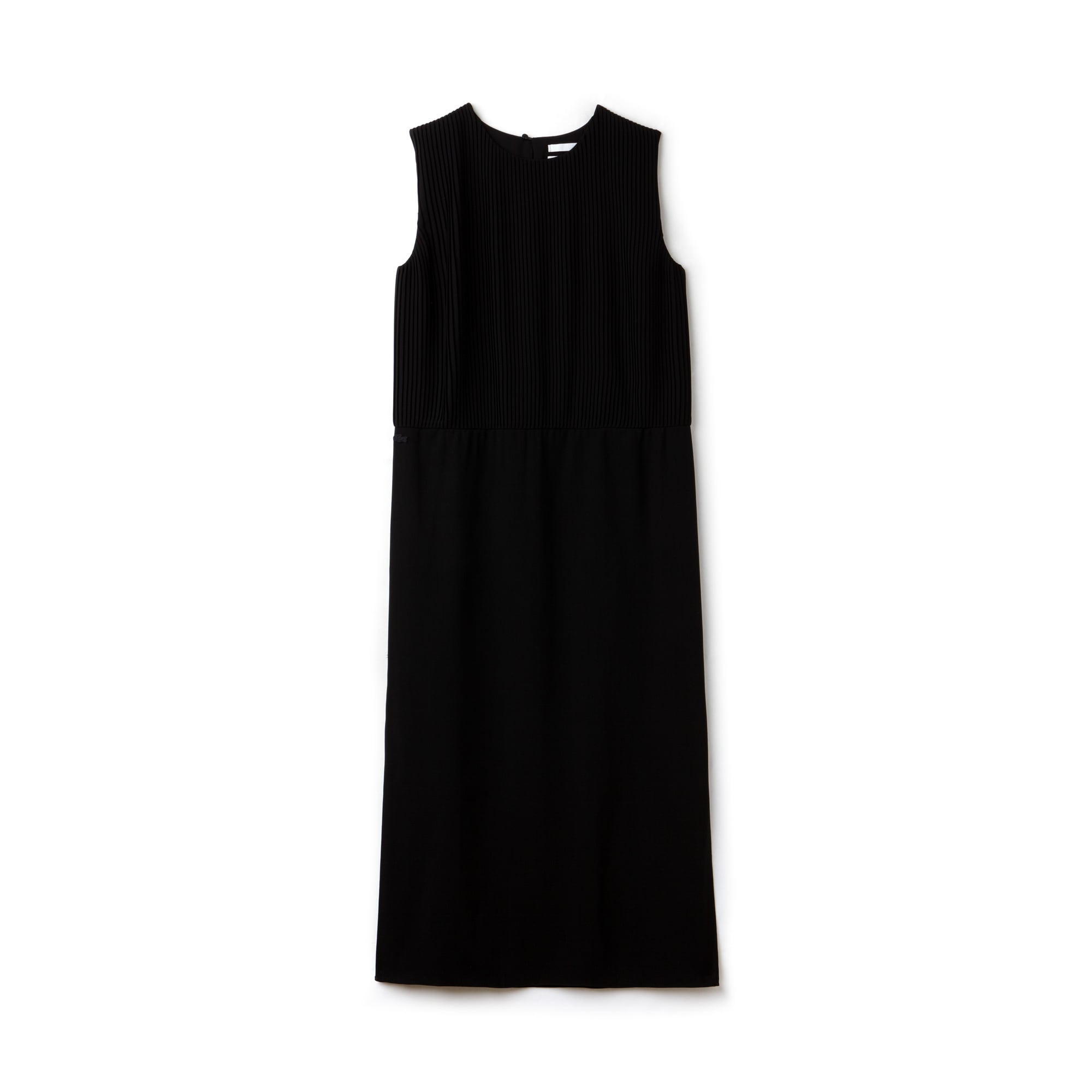 Women's Lacoste LIVE Pleated Crepe Dress