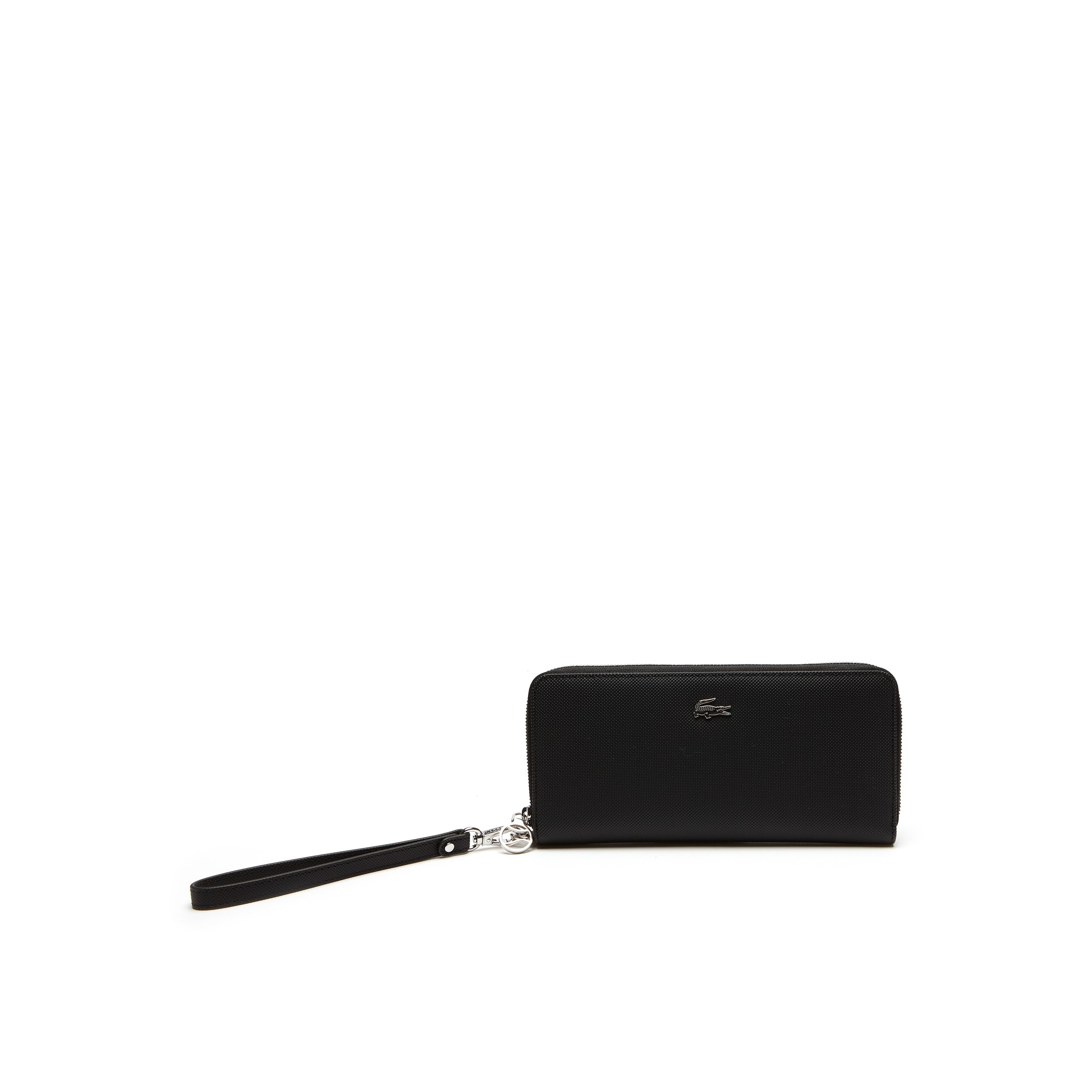Women's Daily Classic Coated Piqué Canvas 17 Card Zip Wallet