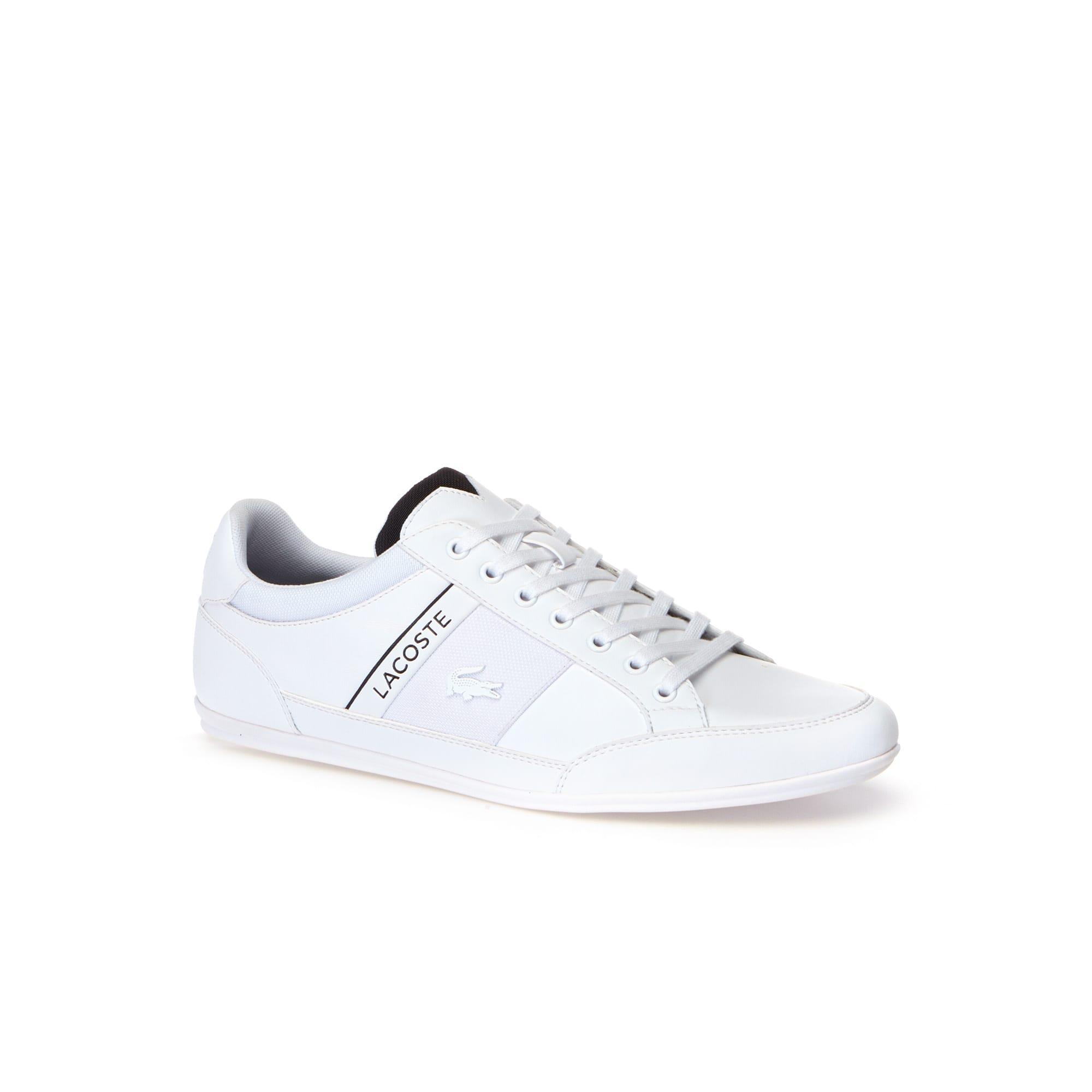 Sneakers Chaymon homme en cuir nappa
