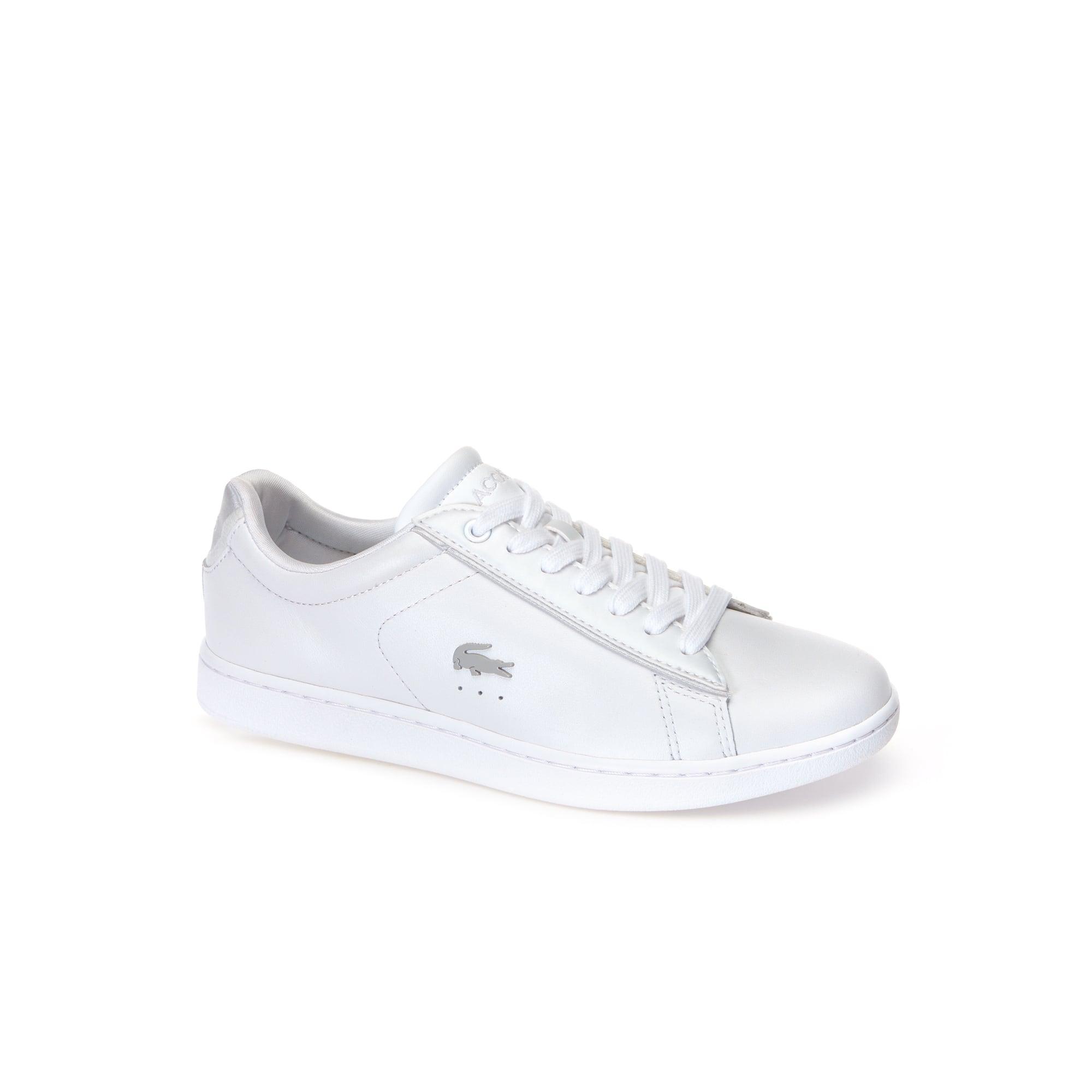 Sneakers Carnaby Evo en cuir nacré