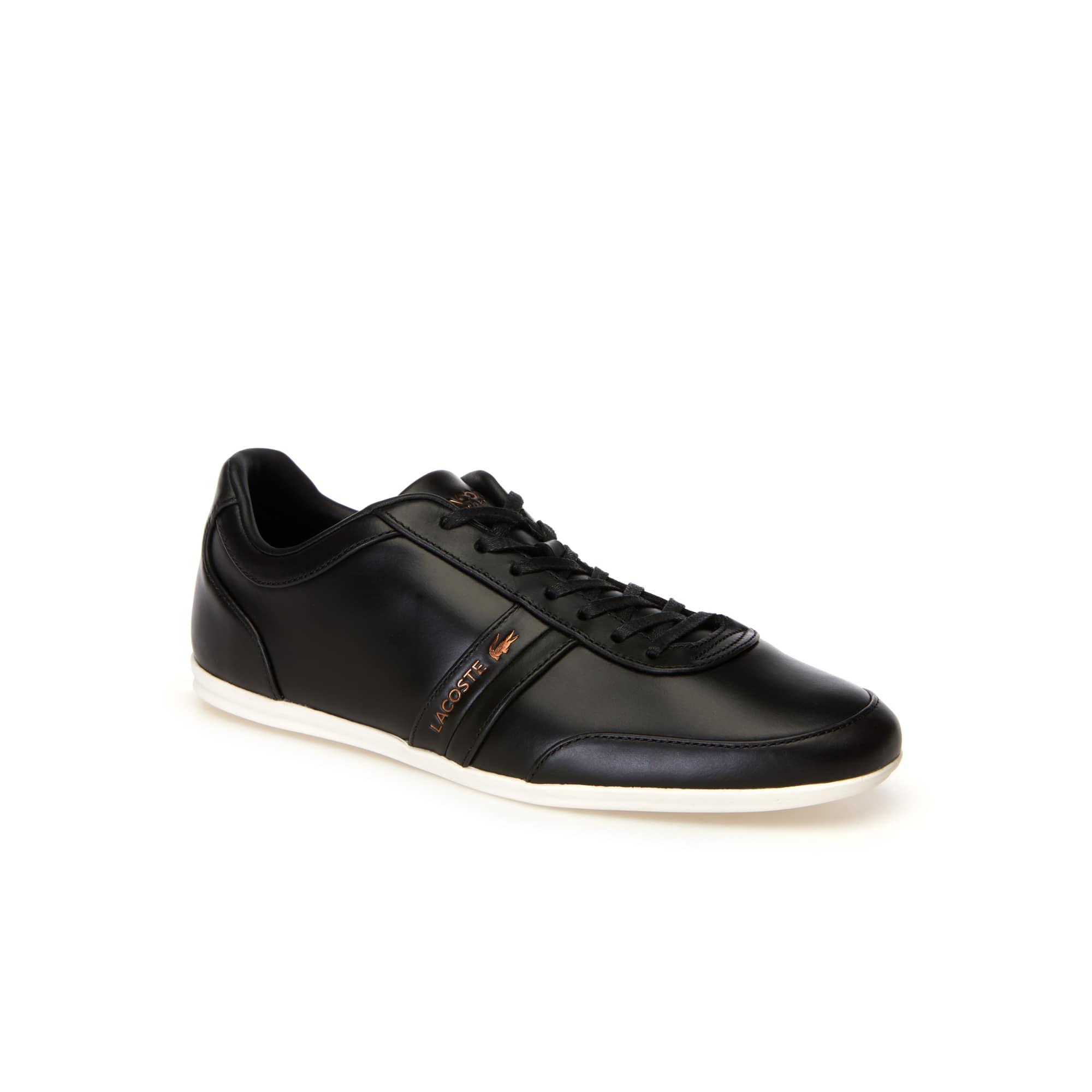 Sneakers Storda homme en cuir