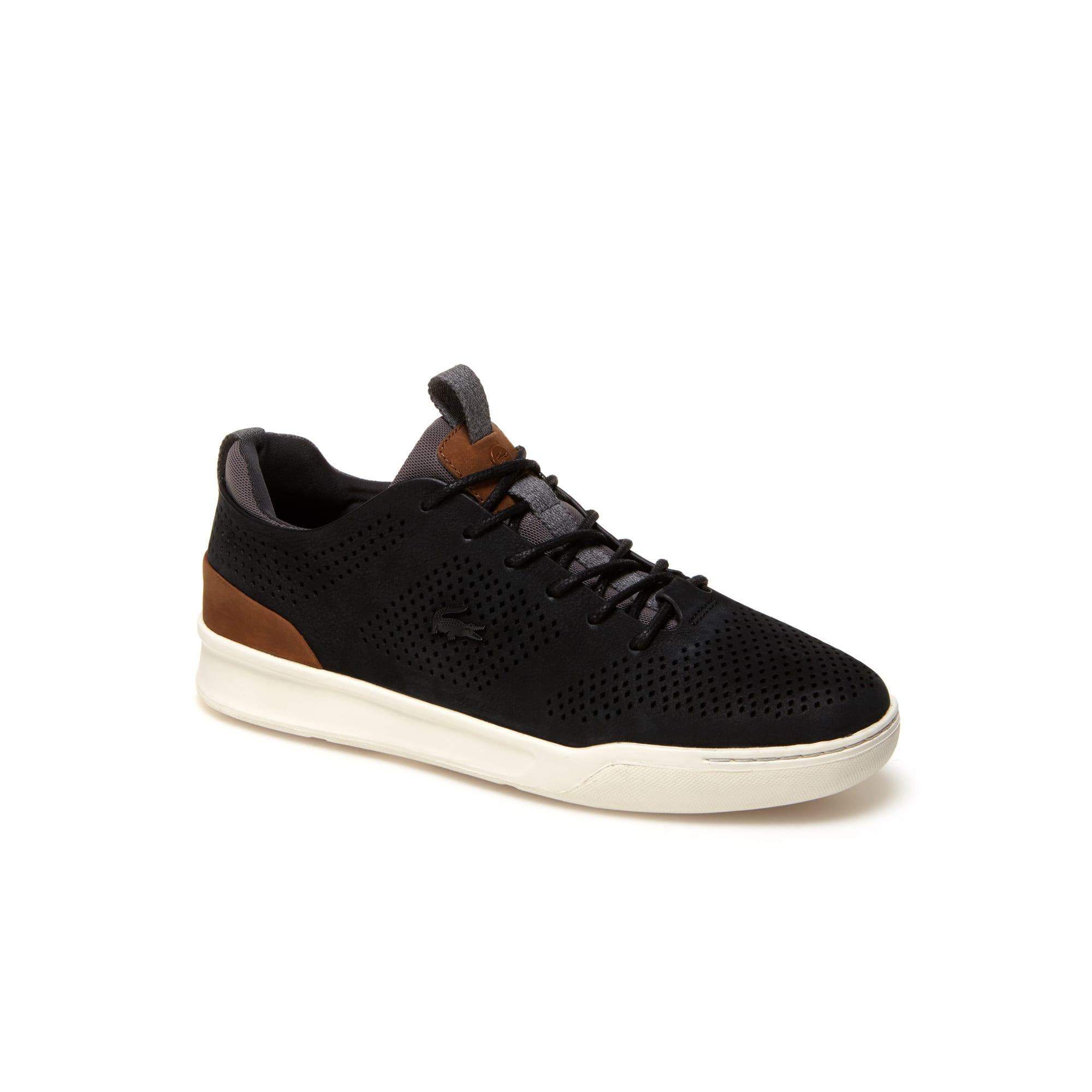 Sneakers L.12.12 pour en textile léger