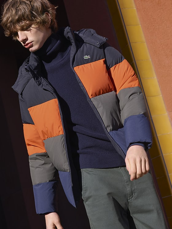 f623478be New collection! Lacoste presents warm, versatile winter style | LACOSTE