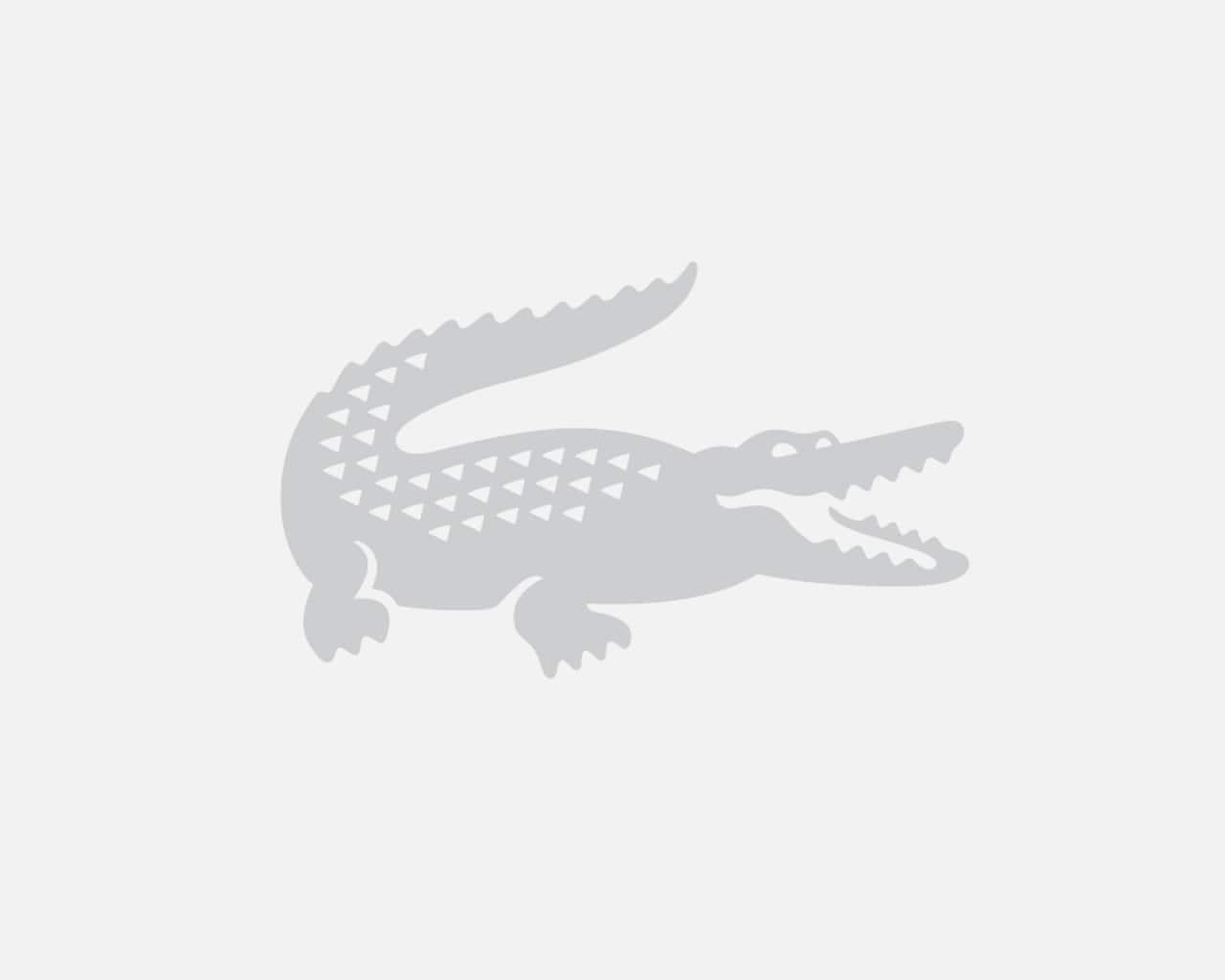 Unisex-Parka aus Popeline mit Kapuze LACOSTE L!VE