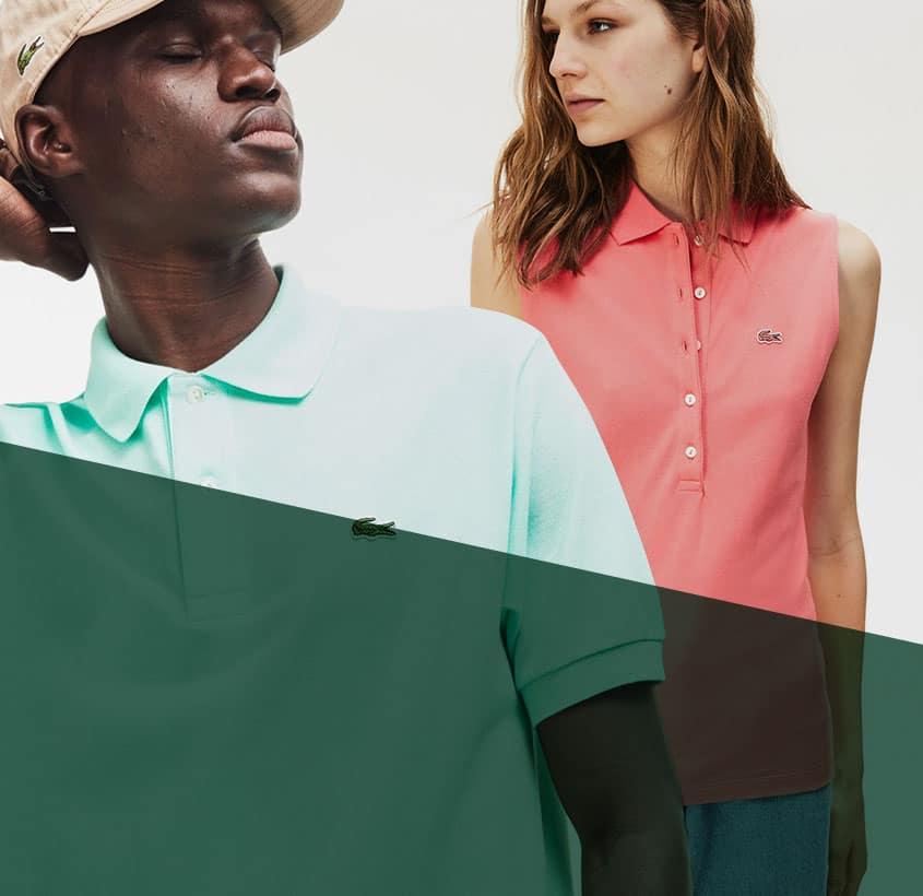 Polos, Kleidung und Lederwaren Online | LACOSTE