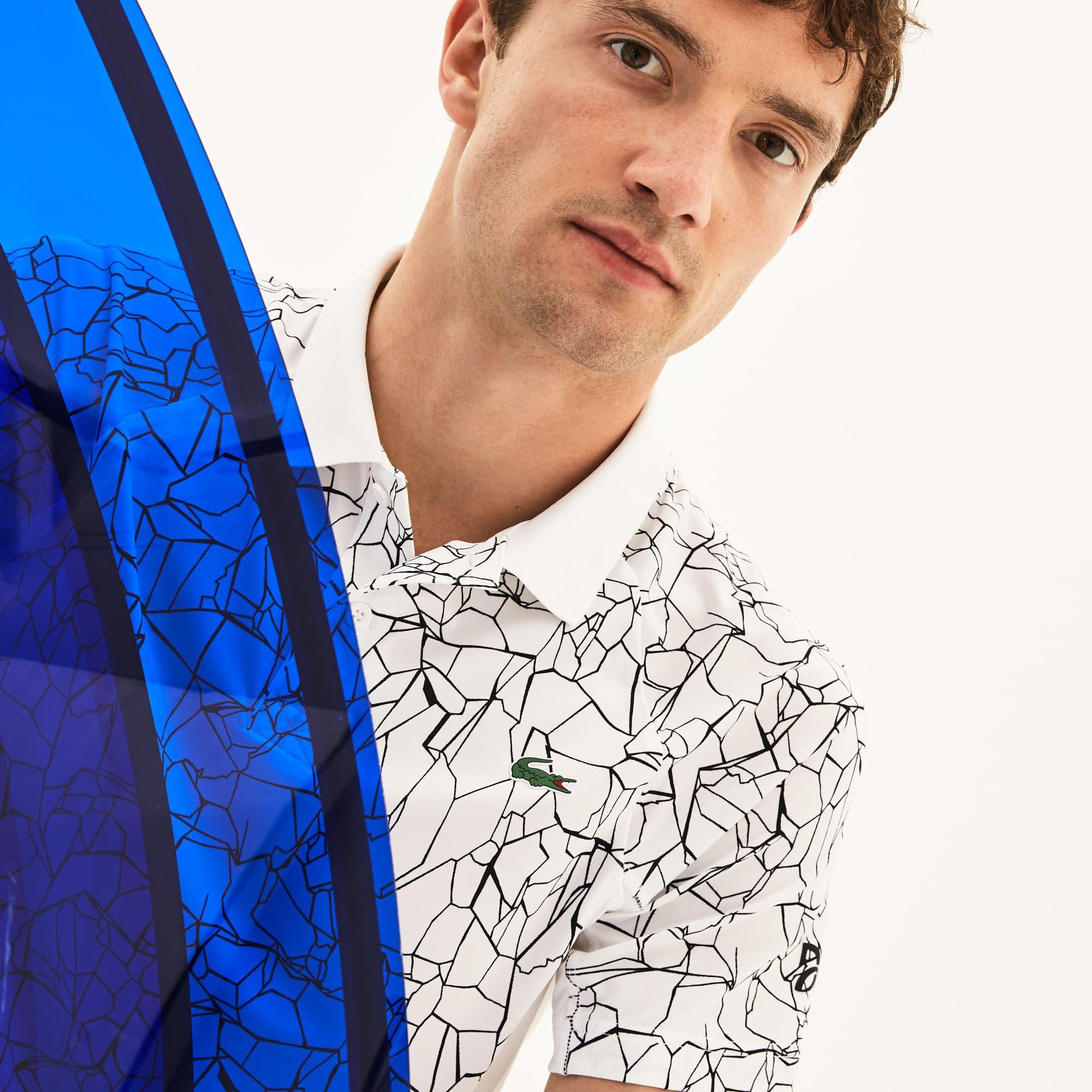 Lacoste - Herren-Poloshirt aus Jersey LACOSTE SPORT NOVAK DJOKOVIC - 1