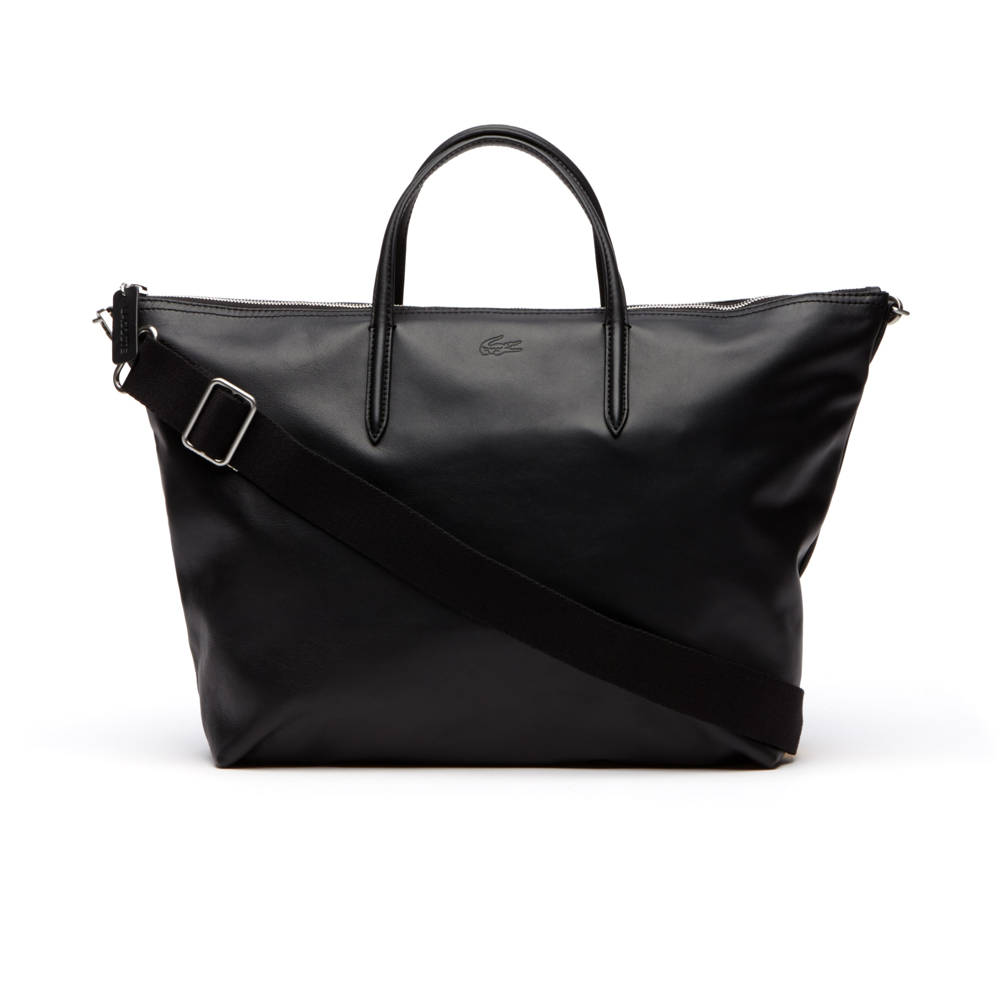Damen L.12.12 Limited Edition 85. Jubiläum Leder Tote Bag