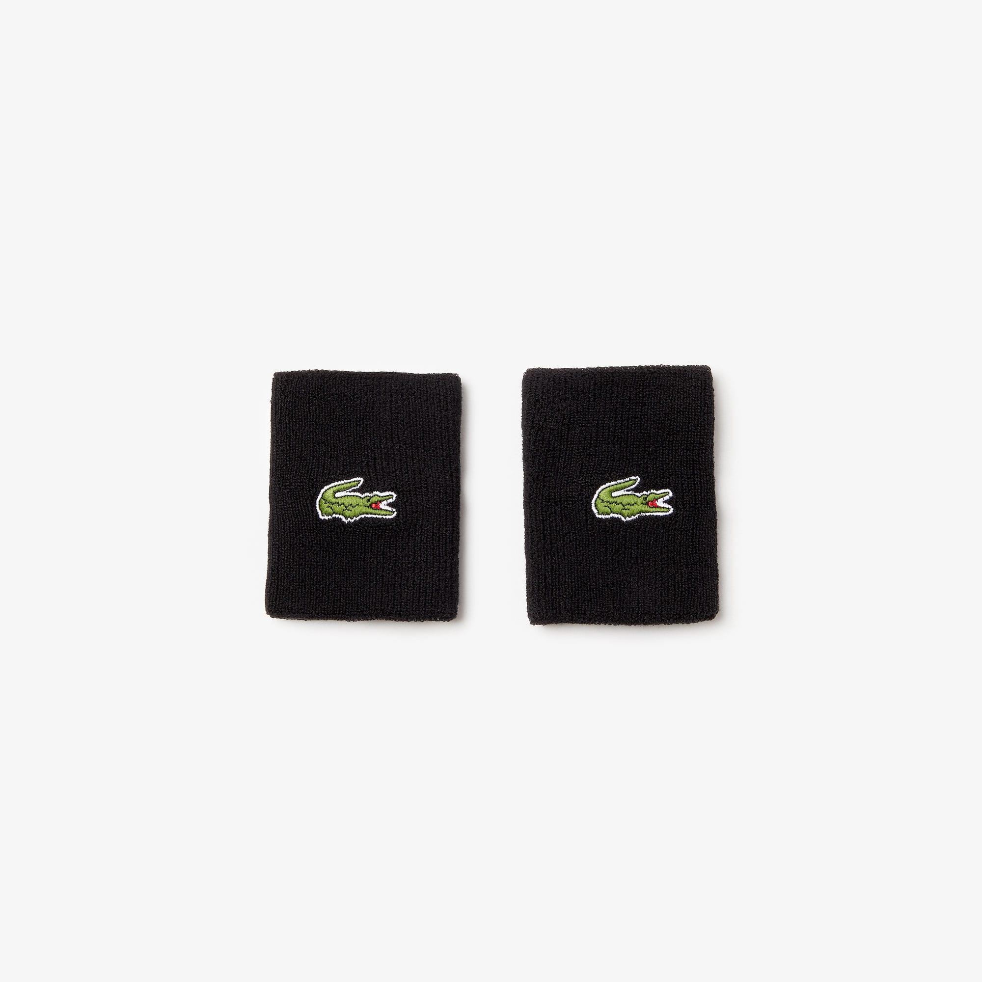 LACOSTE SPORT Stirnband aus Stretch-Baumwolljersey