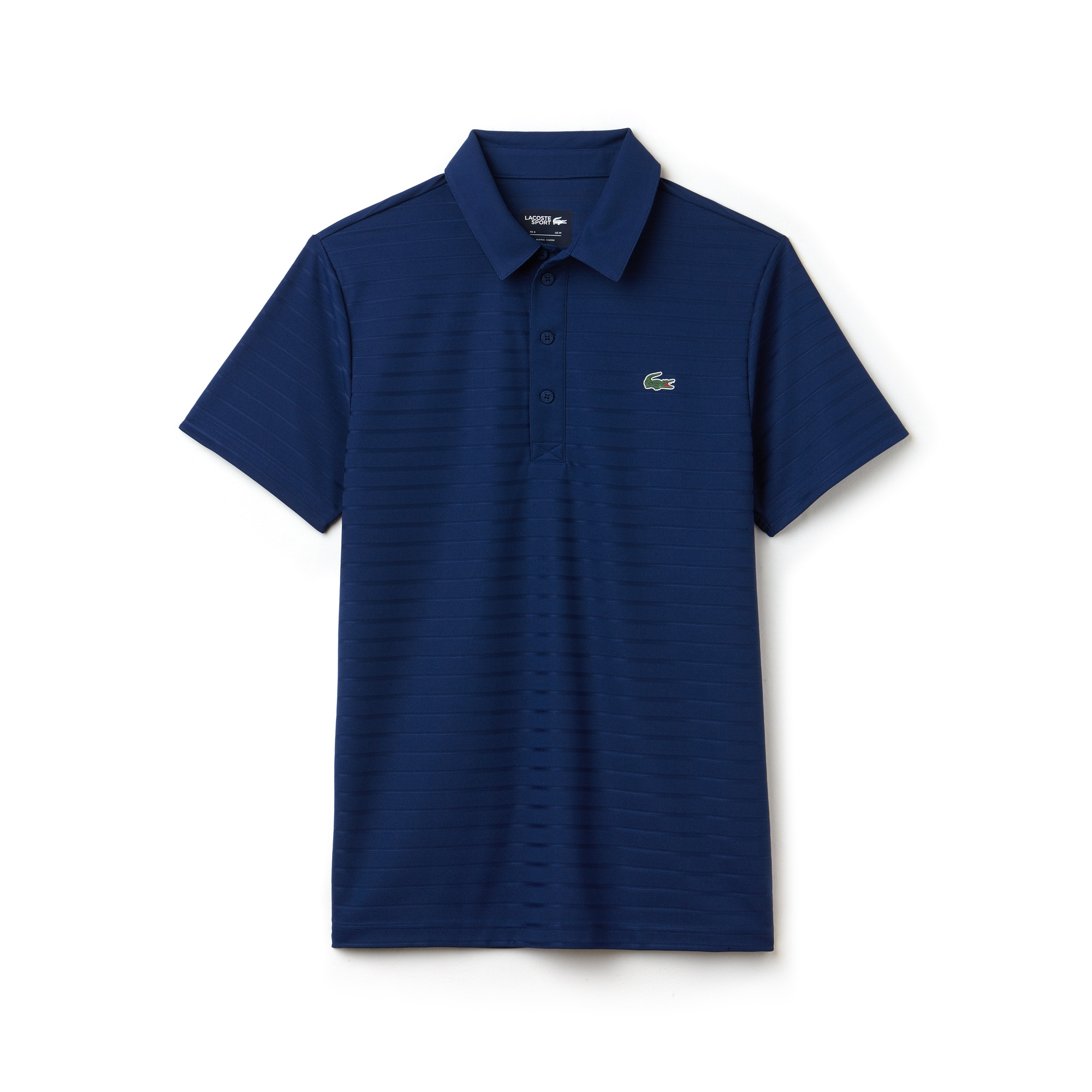 Lacoste - Herren-Funktions-Polo aus Jacquard-Jersey LACOSTE SPORT GOLF - 1