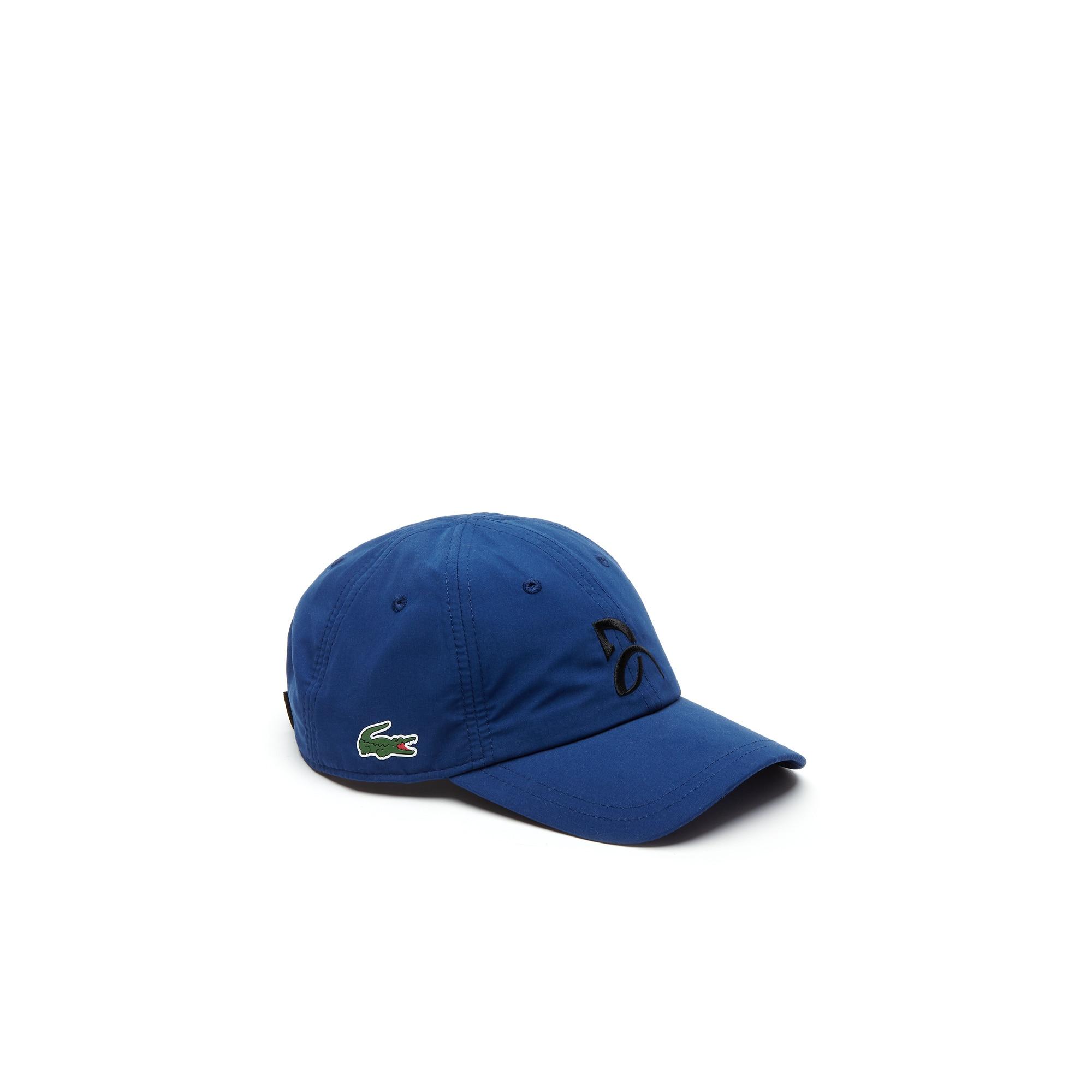 Herren Schirmmütze Aus Mikrofaser Lacoste Sport Tennis Kappe - Support With Style Kollektion