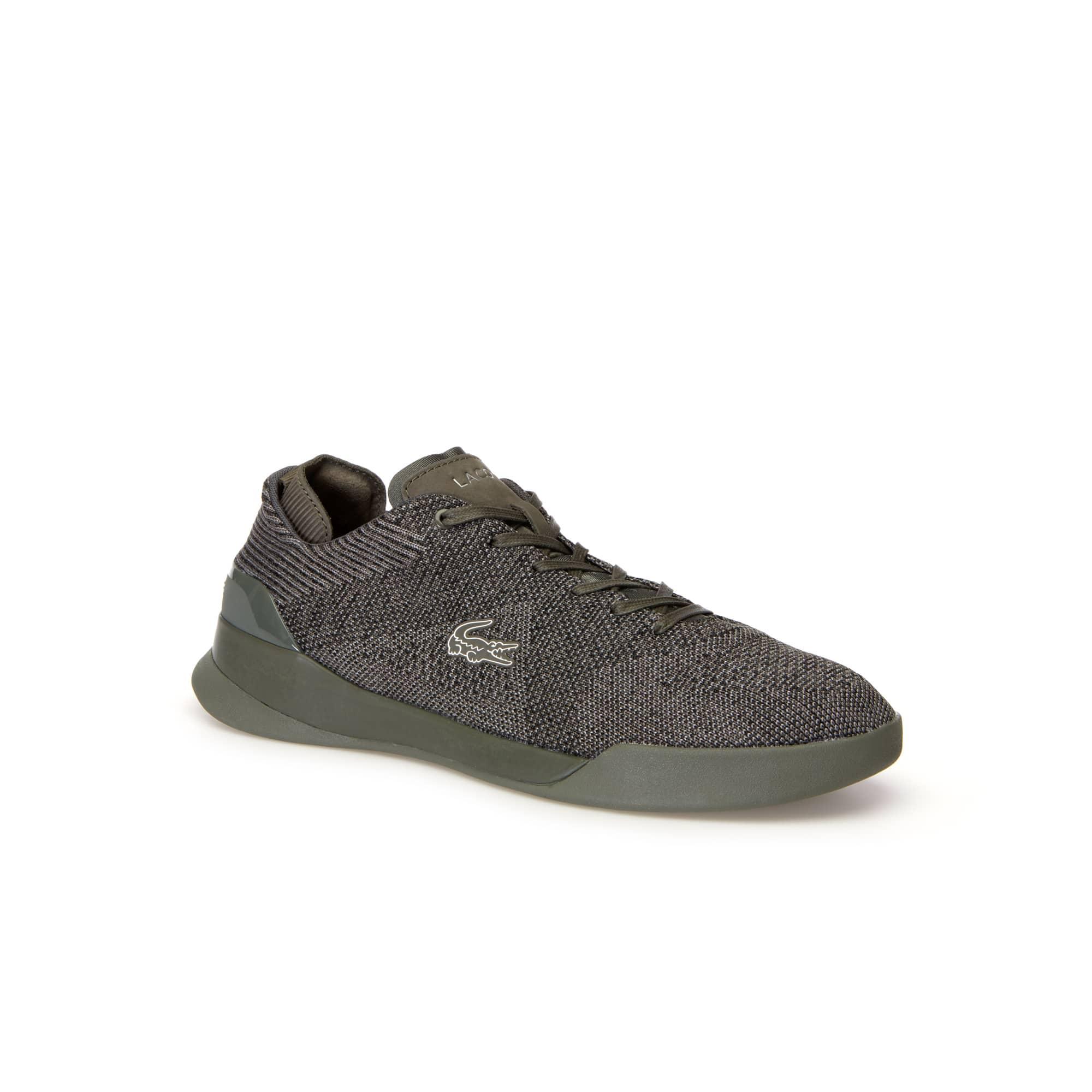 Herren-Sneakers DUAL ELITE aus Piqué-Mesh LACOSTE SPORT