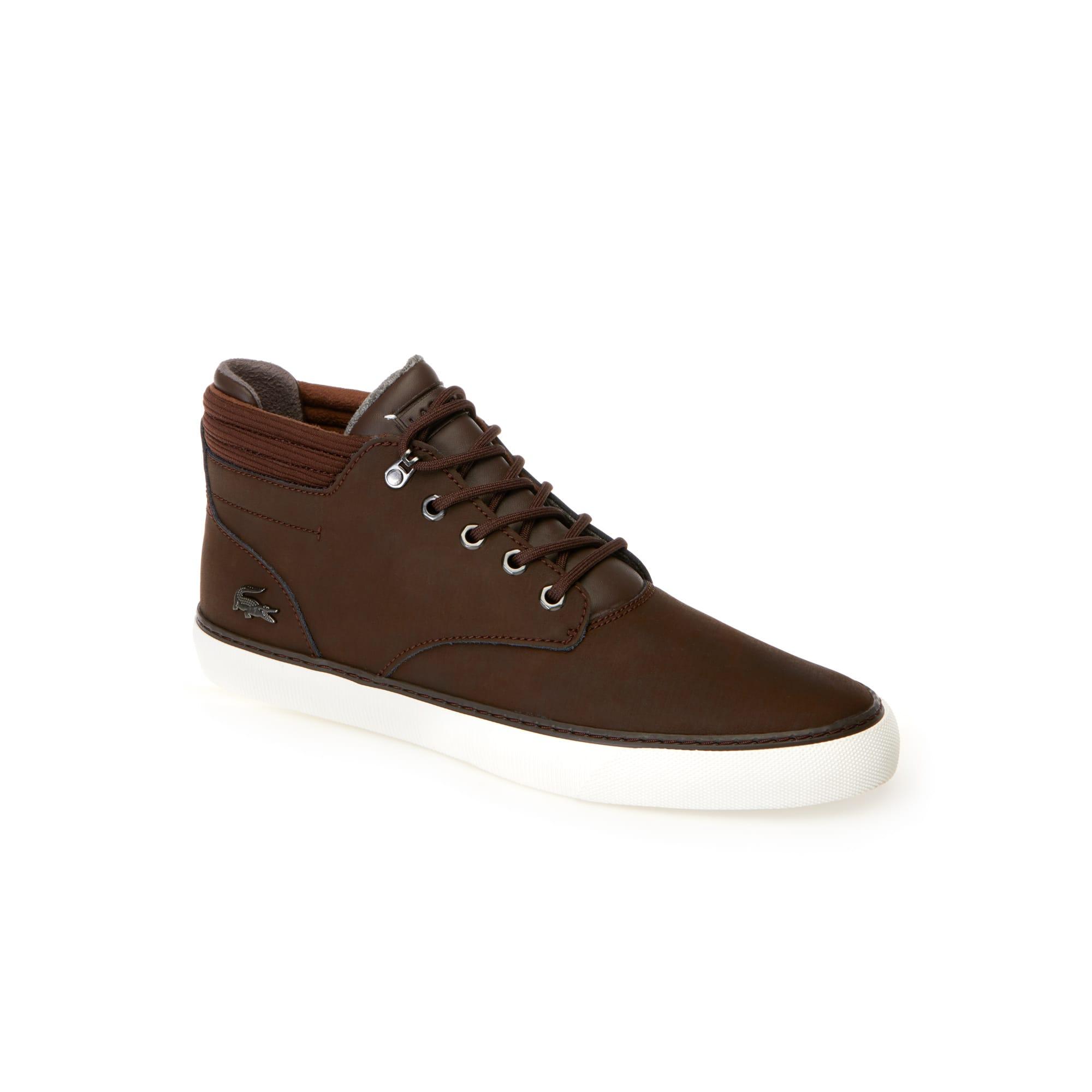 Herren Winter High-Top Sneakers ESPARRE aus Leder