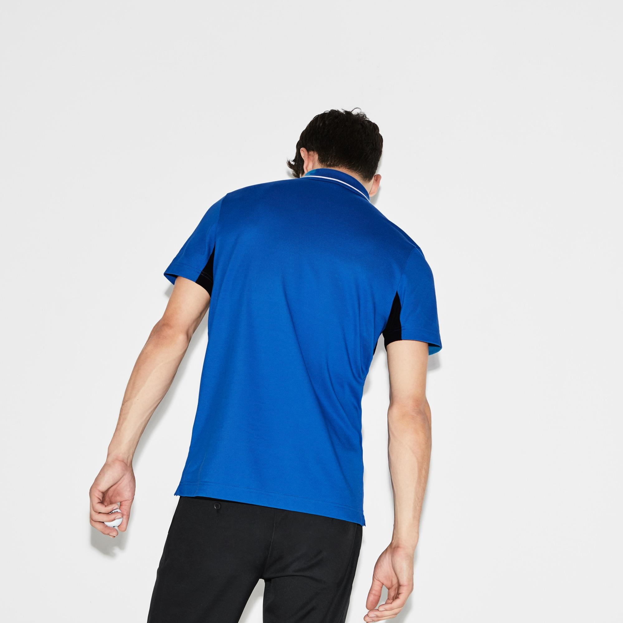 Lacoste - Herren LACOSTE SPORT Tennis-Poloshirt aus Funktionspiqué - 3