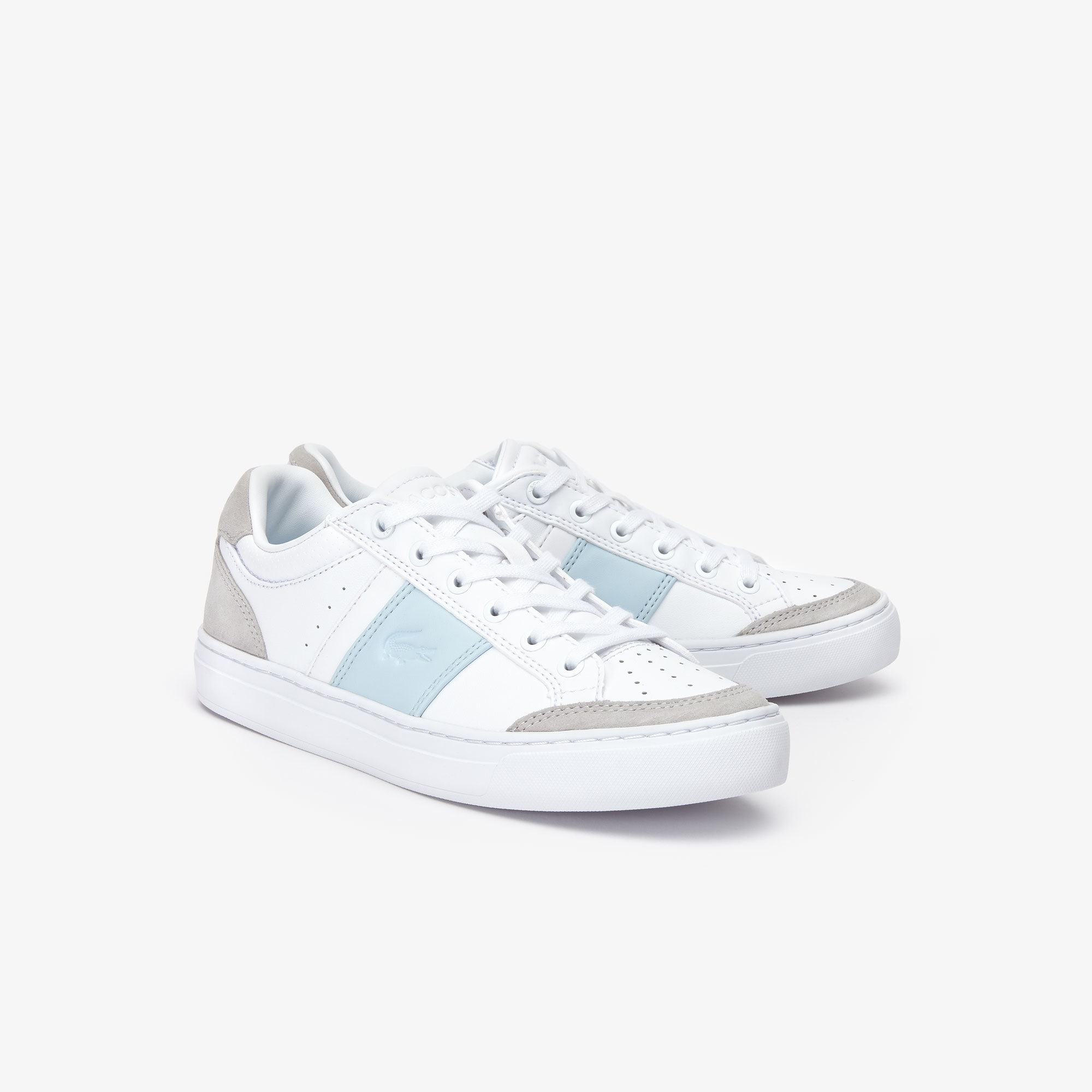 Damen-Sneakers COURTLINE aus Synthetik