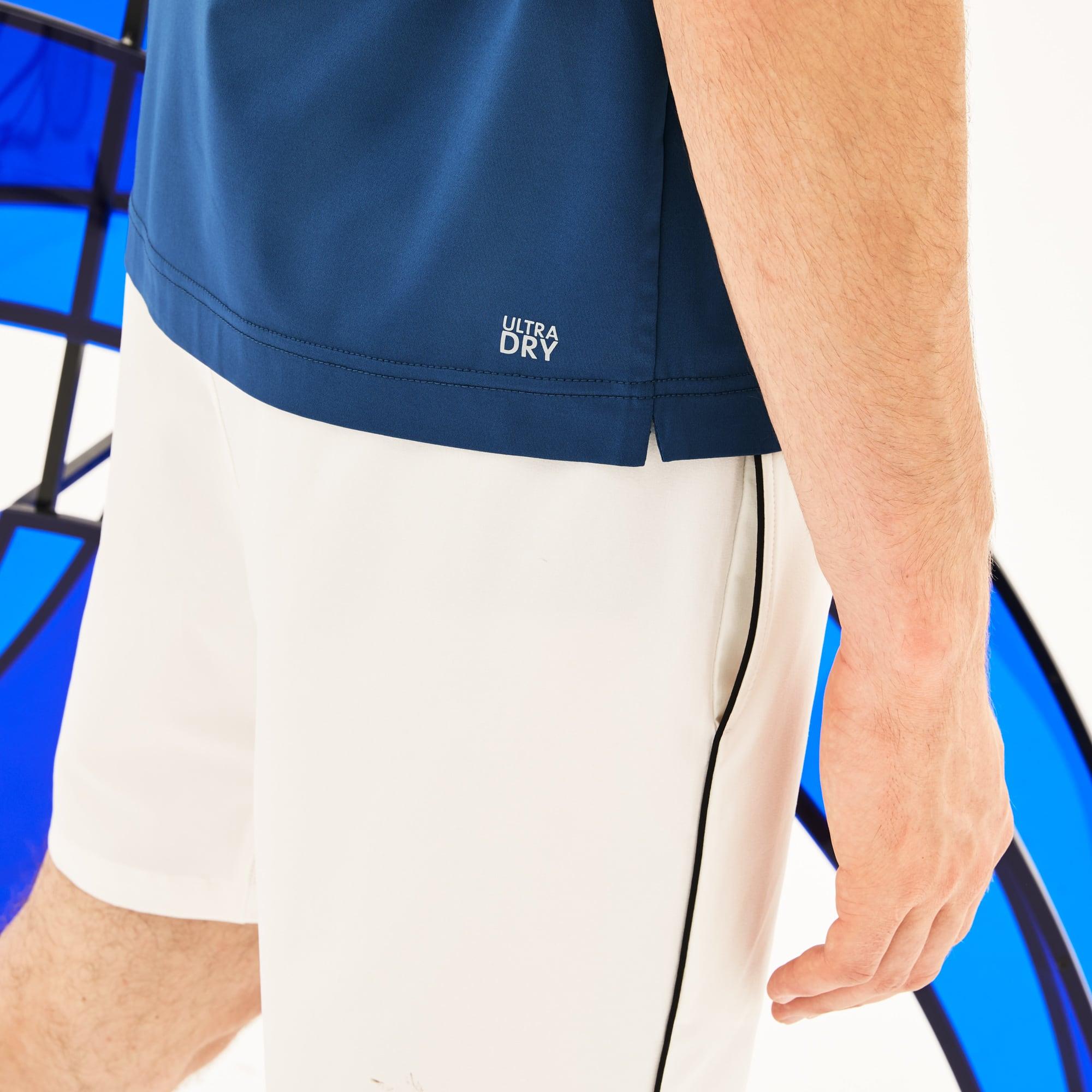 Lacoste - Herren-Poloshirt aus Stretch-Jersey LACOSTE SPORT NOVAK DJOKOVIC - 7