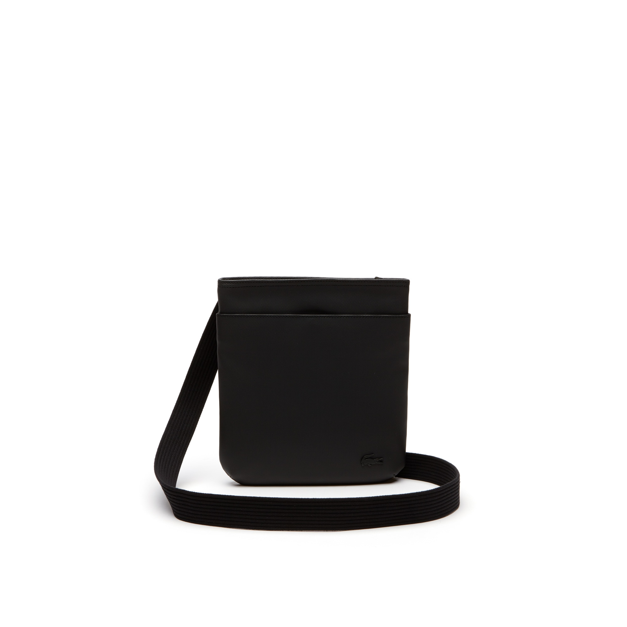 Lacoste - Flache Herren-Tasche CLASSIC aus Petit Piqué - 1