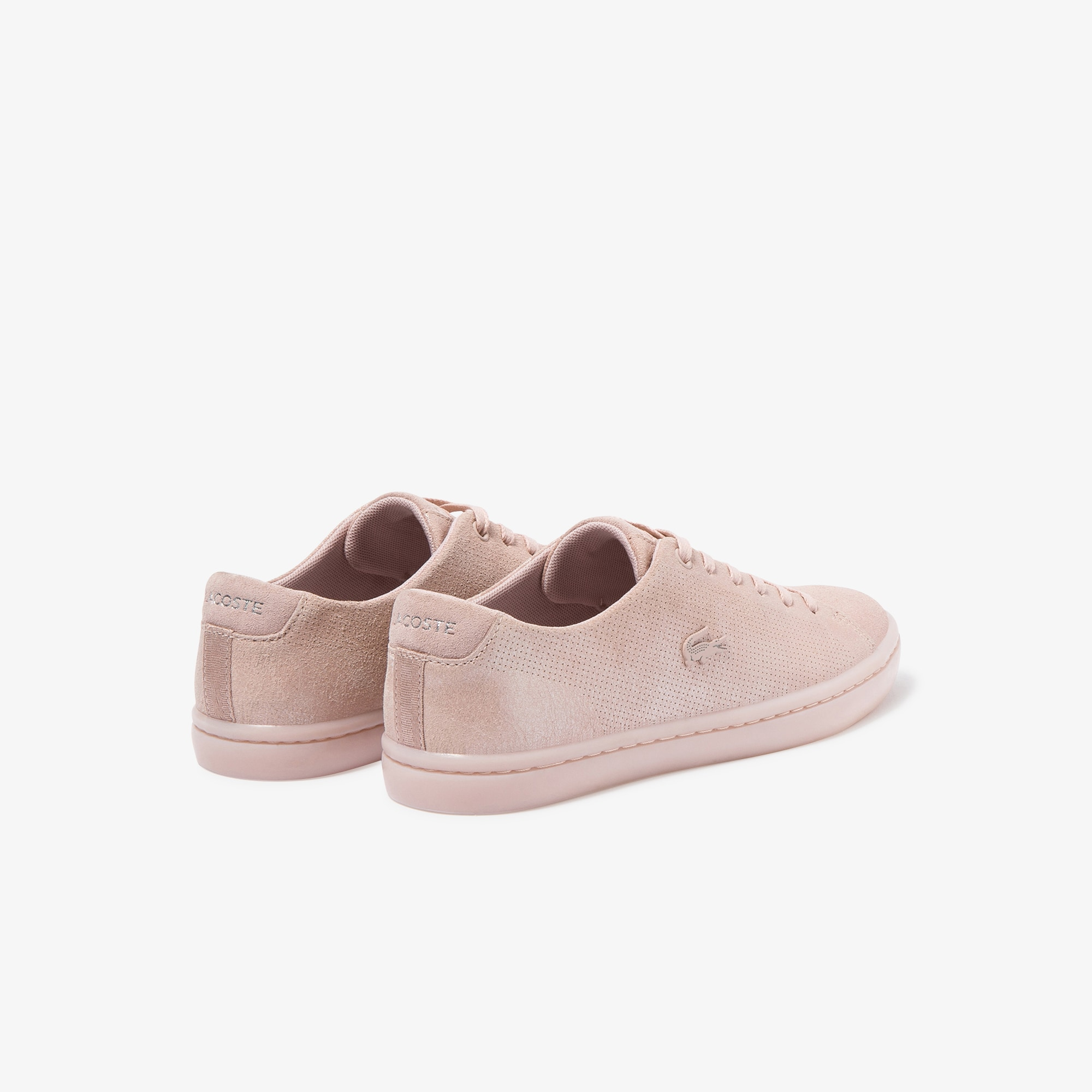 Damen-Sneakers SHOWCOURT 2.0 aus Veloursleder