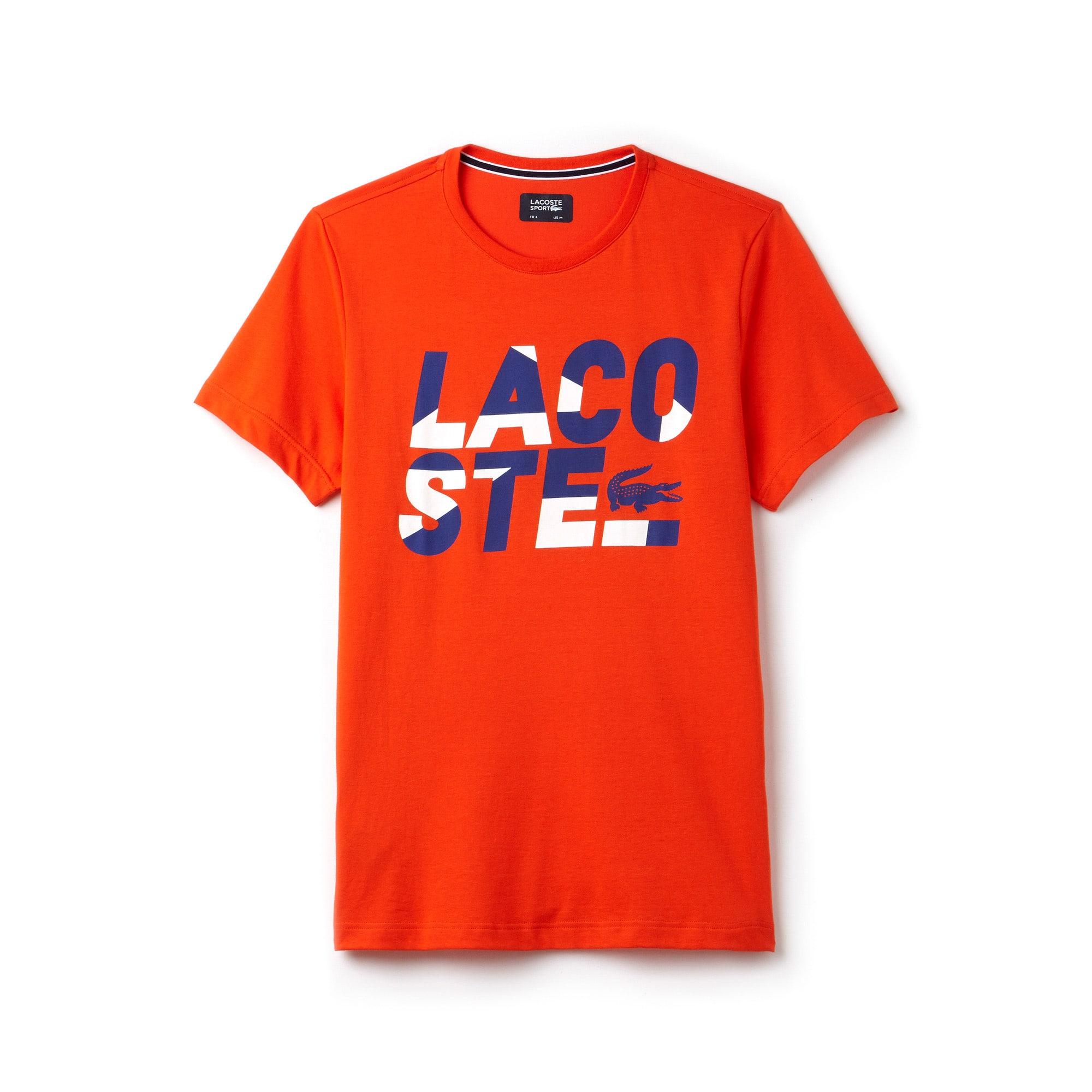 Herren-T-Shirt aus Funktionsjersey LACOSTE SPORT TENNIS