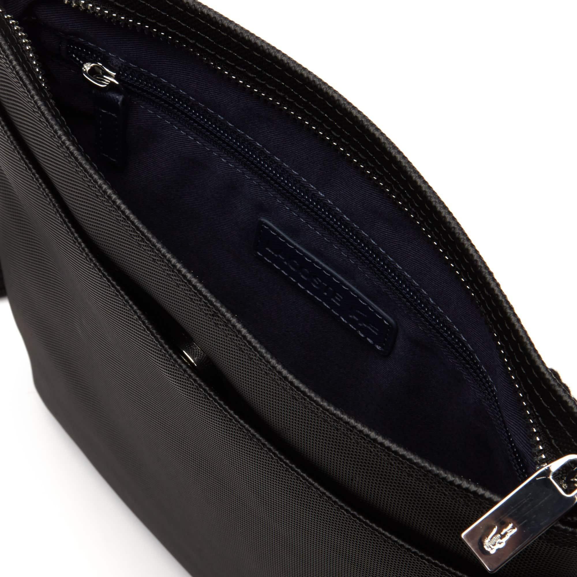 Lacoste - Flache Herren-Tasche CLASSIC aus Petit Piqué - 4