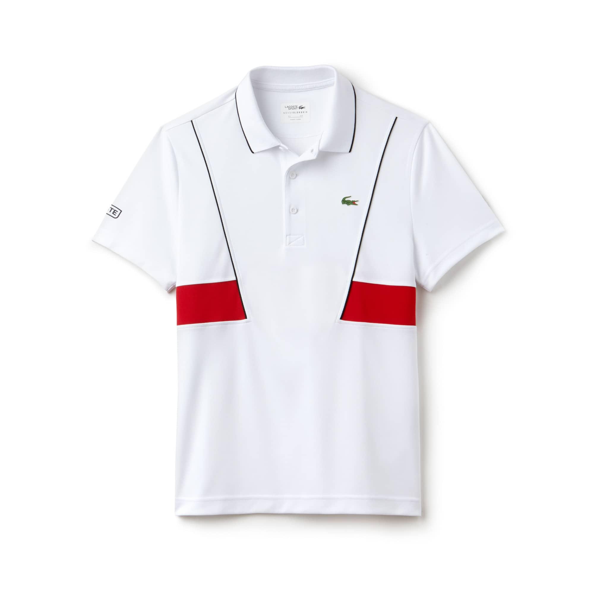 Herren LACOSTE SPORT NOVAK DJOKOVIC COLLECTION Poloshirt