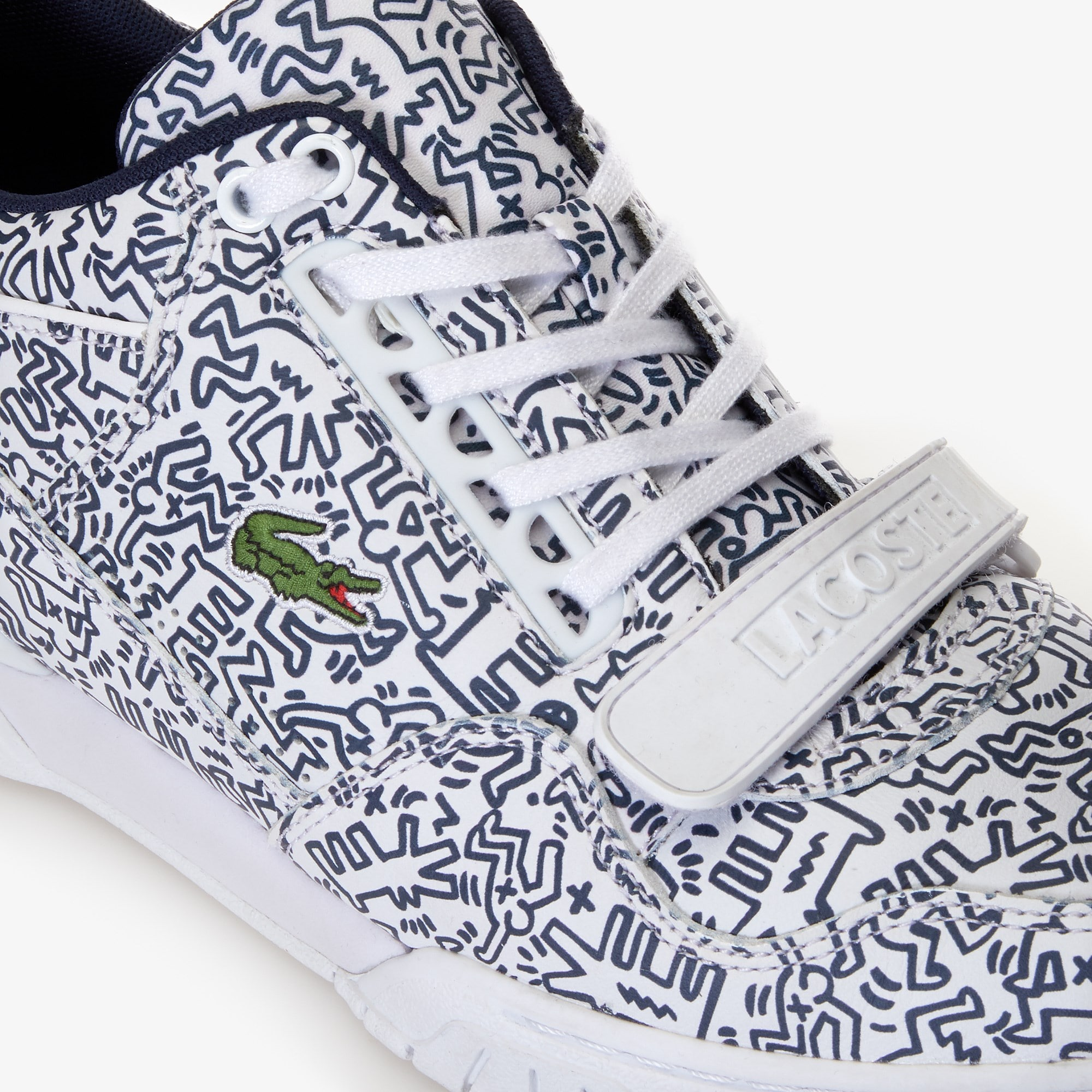 Men's Missouri Keith Haring Leather Trainers