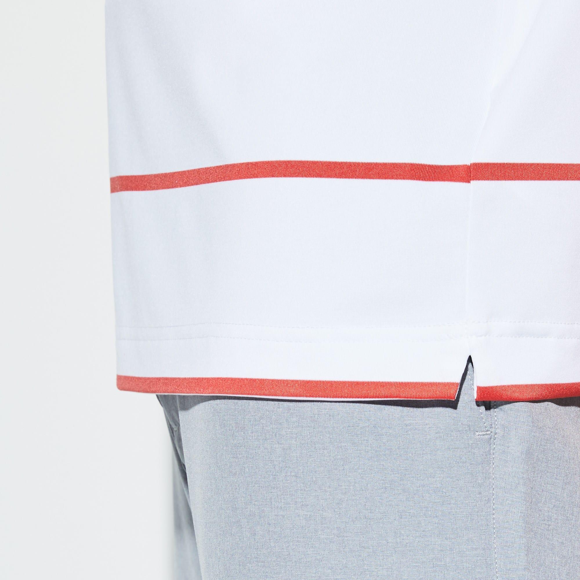 Lacoste - Herren LACOSTE SPORT Ryder Cup Edition gestreiftes Poloshirt - 5