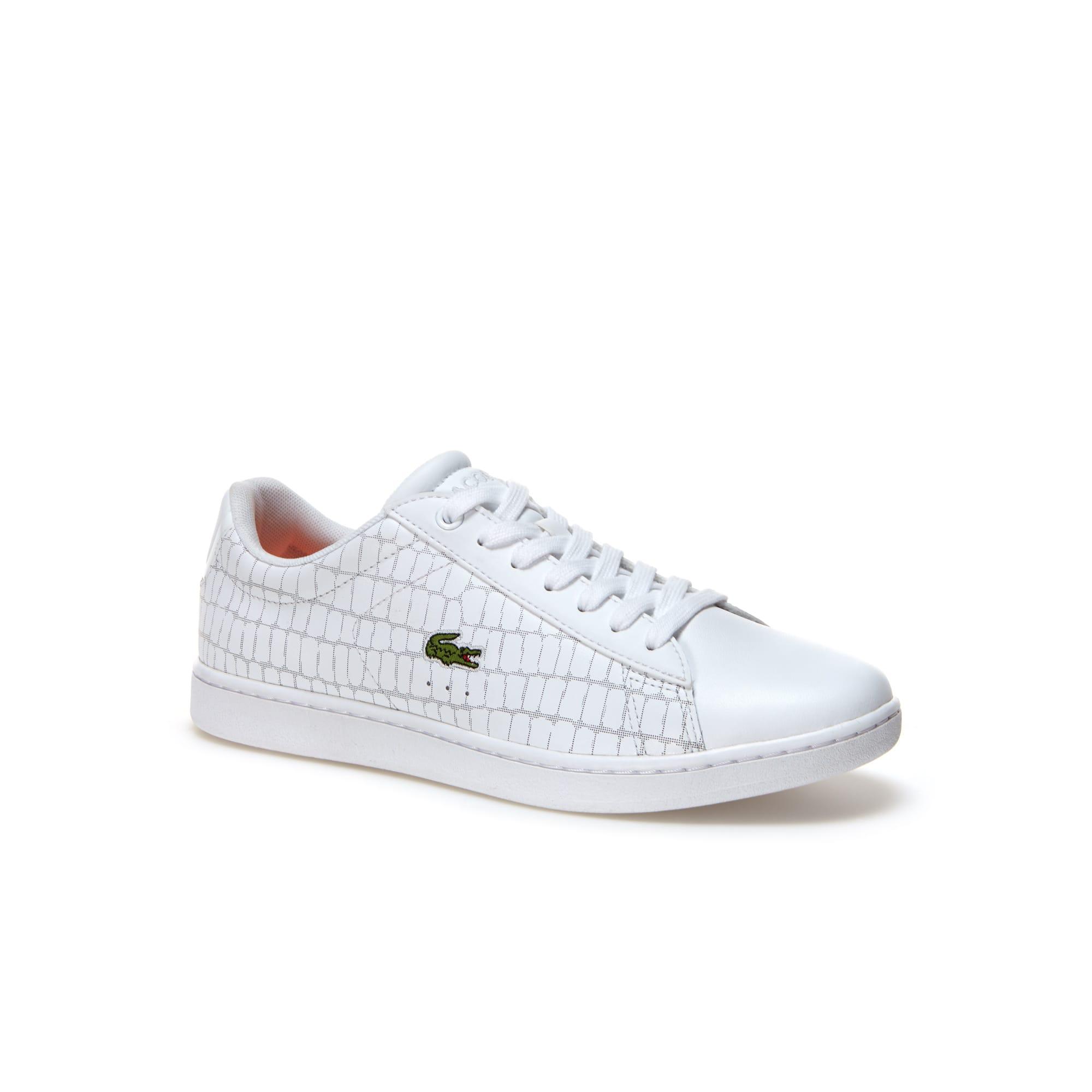Damen-Sneakers CARNABY EVO aus Leder und Piqué-Mesh