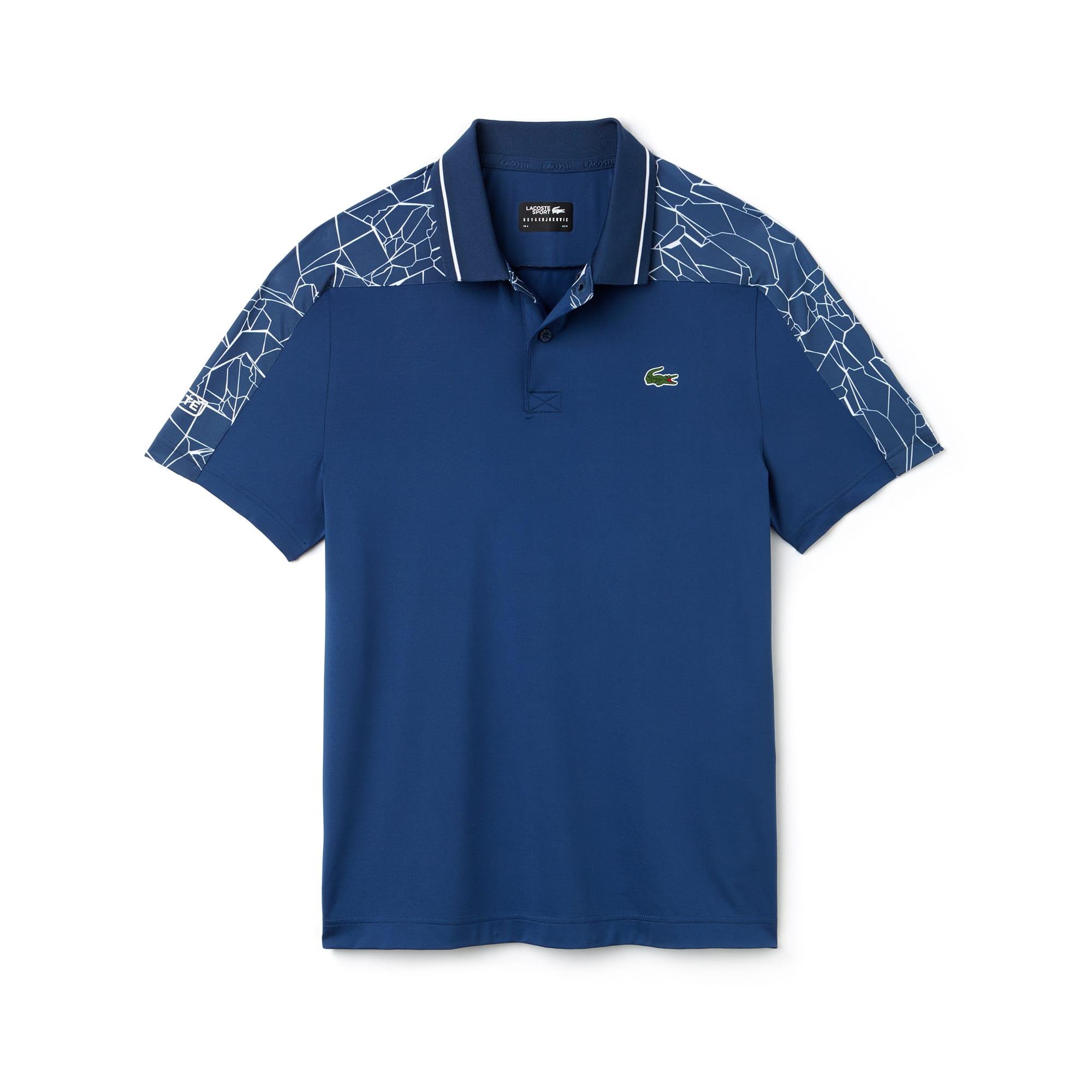 Lacoste - Herren-Poloshirt aus Stretch-Jersey LACOSTE SPORT NOVAK DJOKOVIC - 3