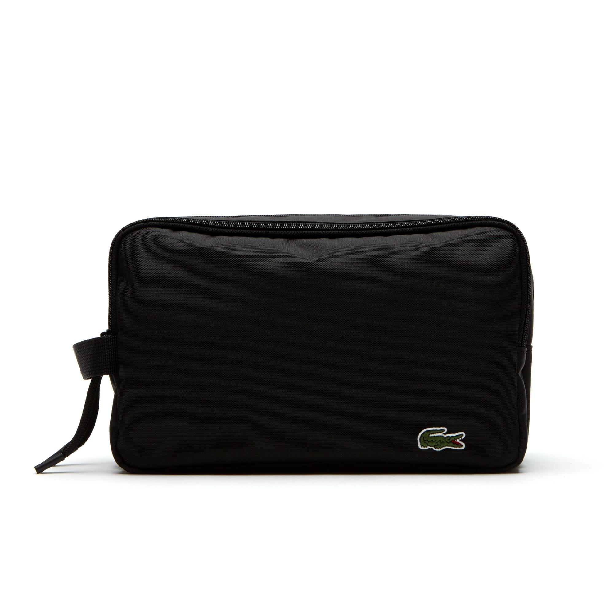 Herren-Kulturtasche mit Doppel-Reißverschluss NEOCROC