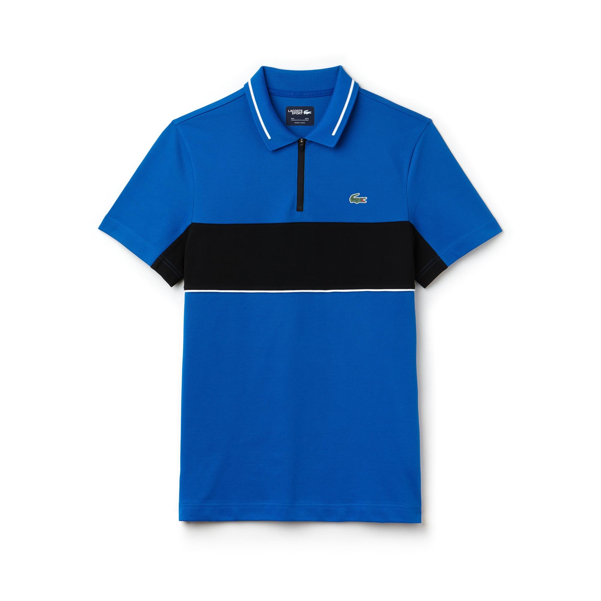 Lacoste - Herren LACOSTE SPORT Tennis-Poloshirt aus Funktionspiqué - 4