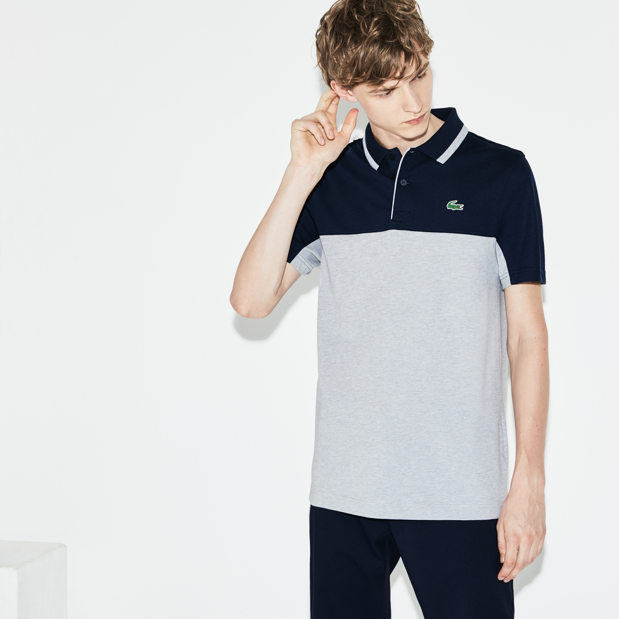 Lacoste - Herren LACOSTE SPORT Ryder Cup Edition Golf Poloshirt - 1
