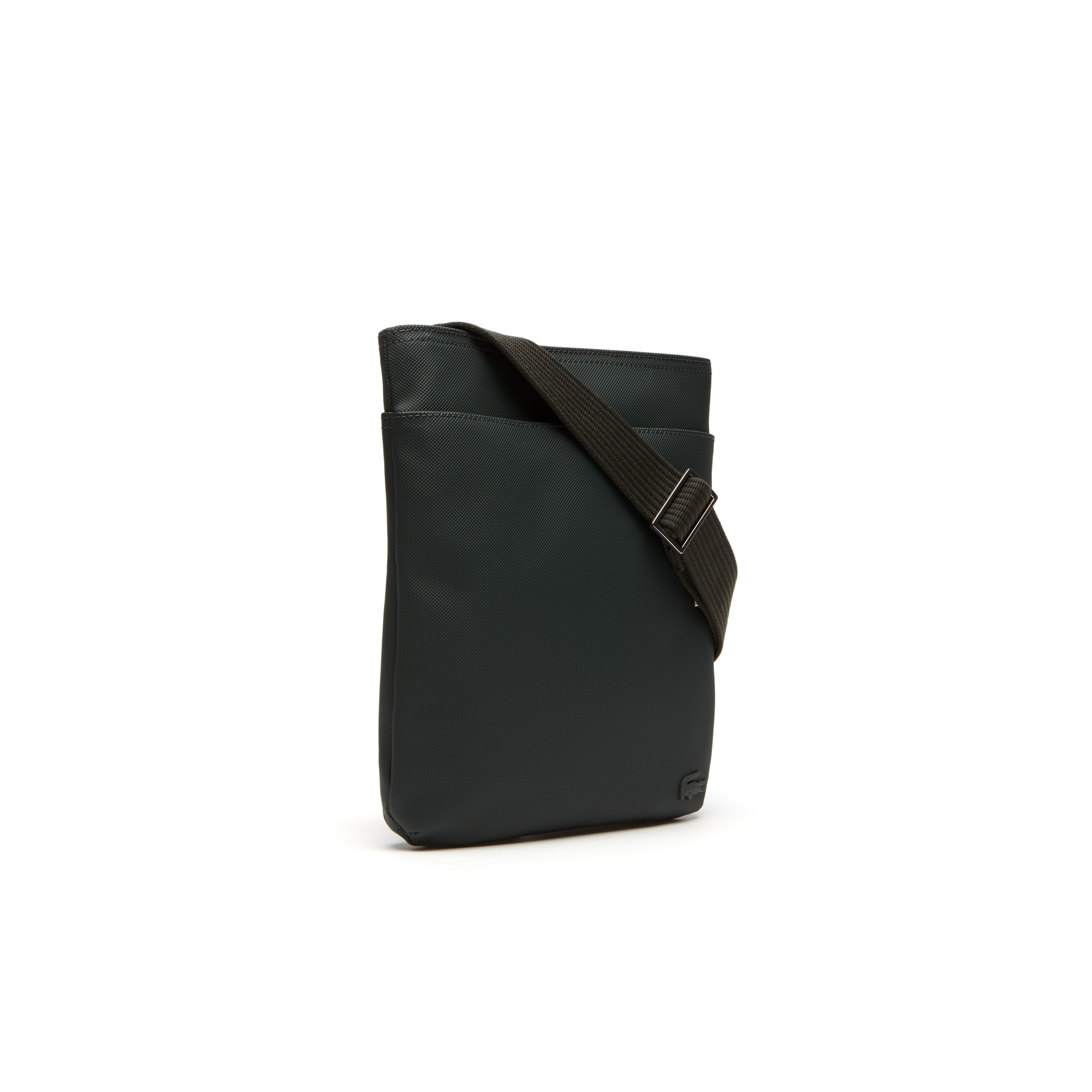 Lacoste - Flache Herren-Tasche CLASSIC aus Petit Piqué - 3