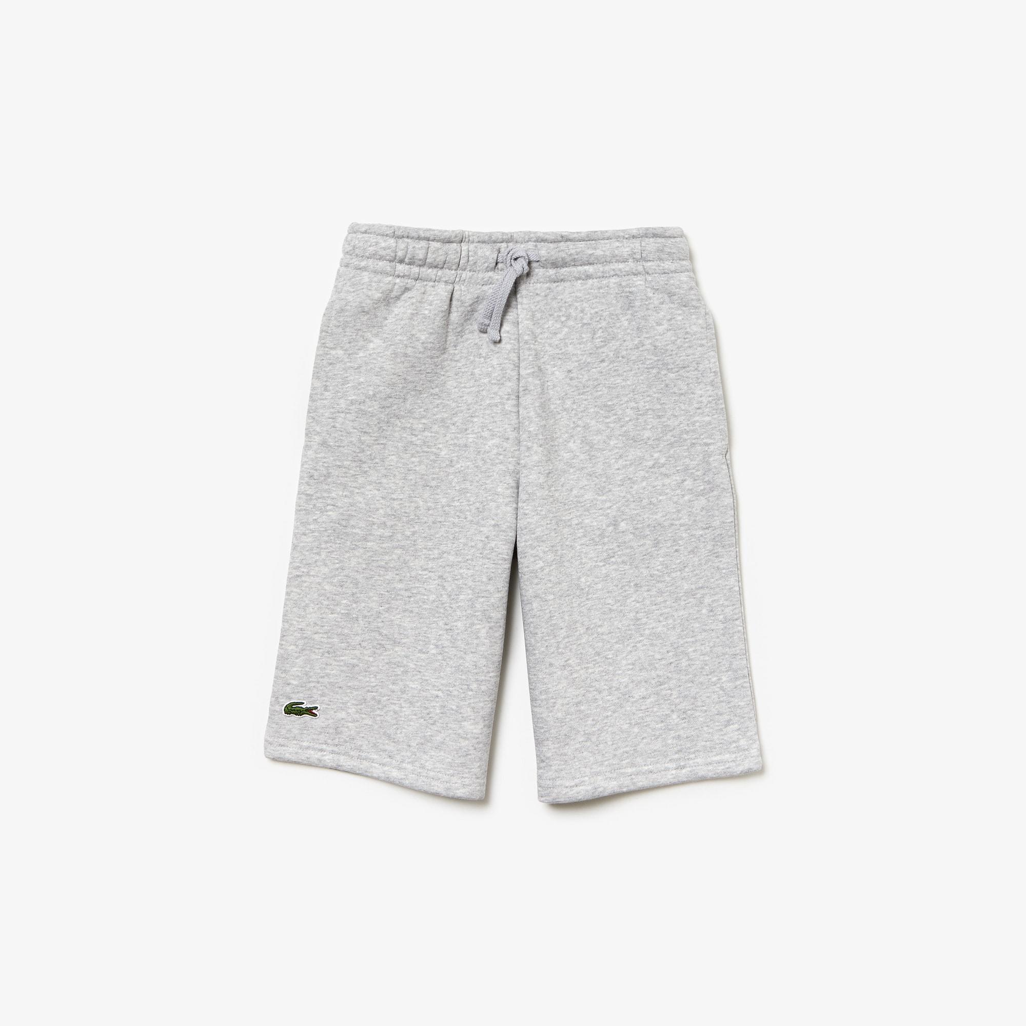 Jungen-Shorts aus Baumwollfleece LACOSTESPORT TENNIS