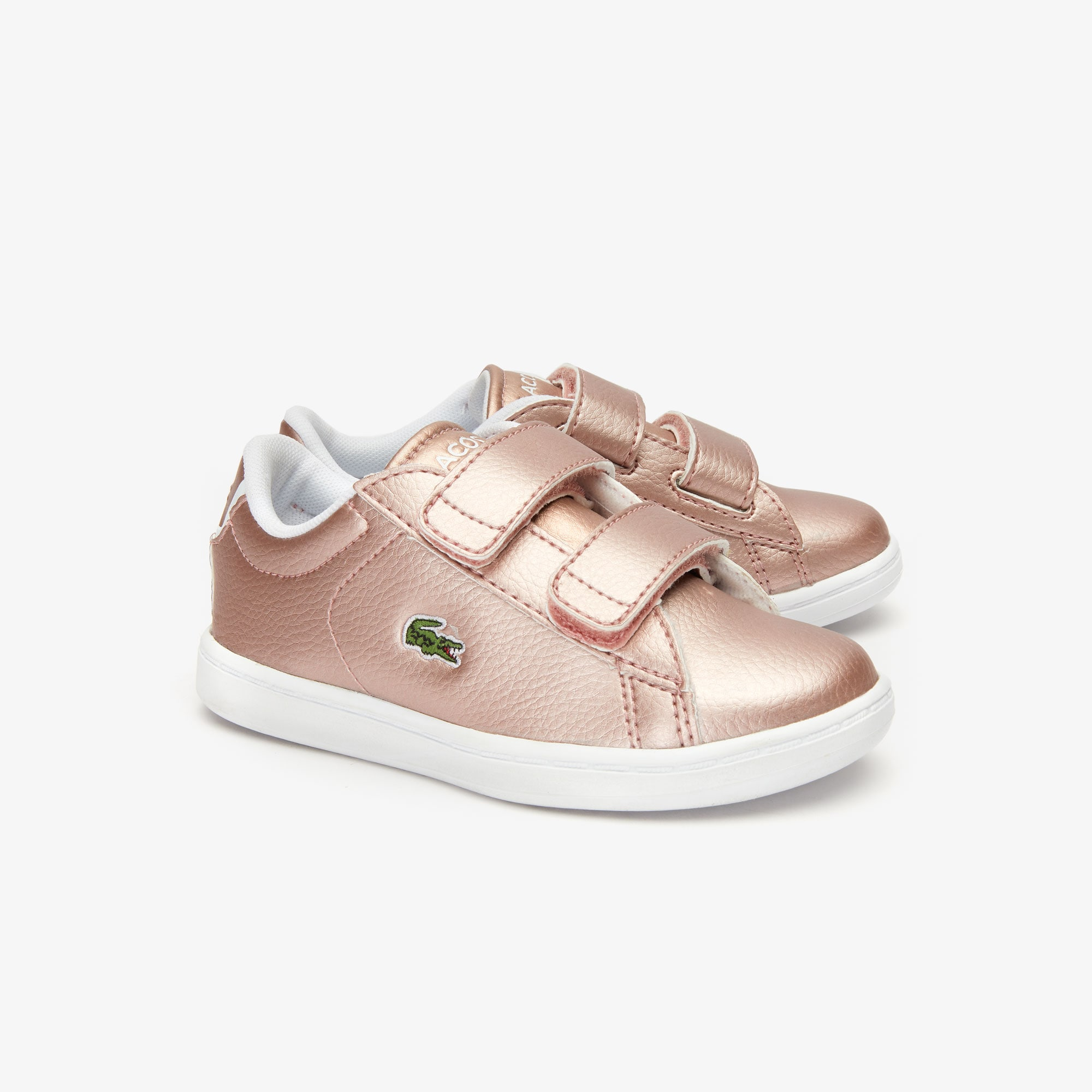 Infants' Carnaby Evo Strap Metallic Synthetic Trainers