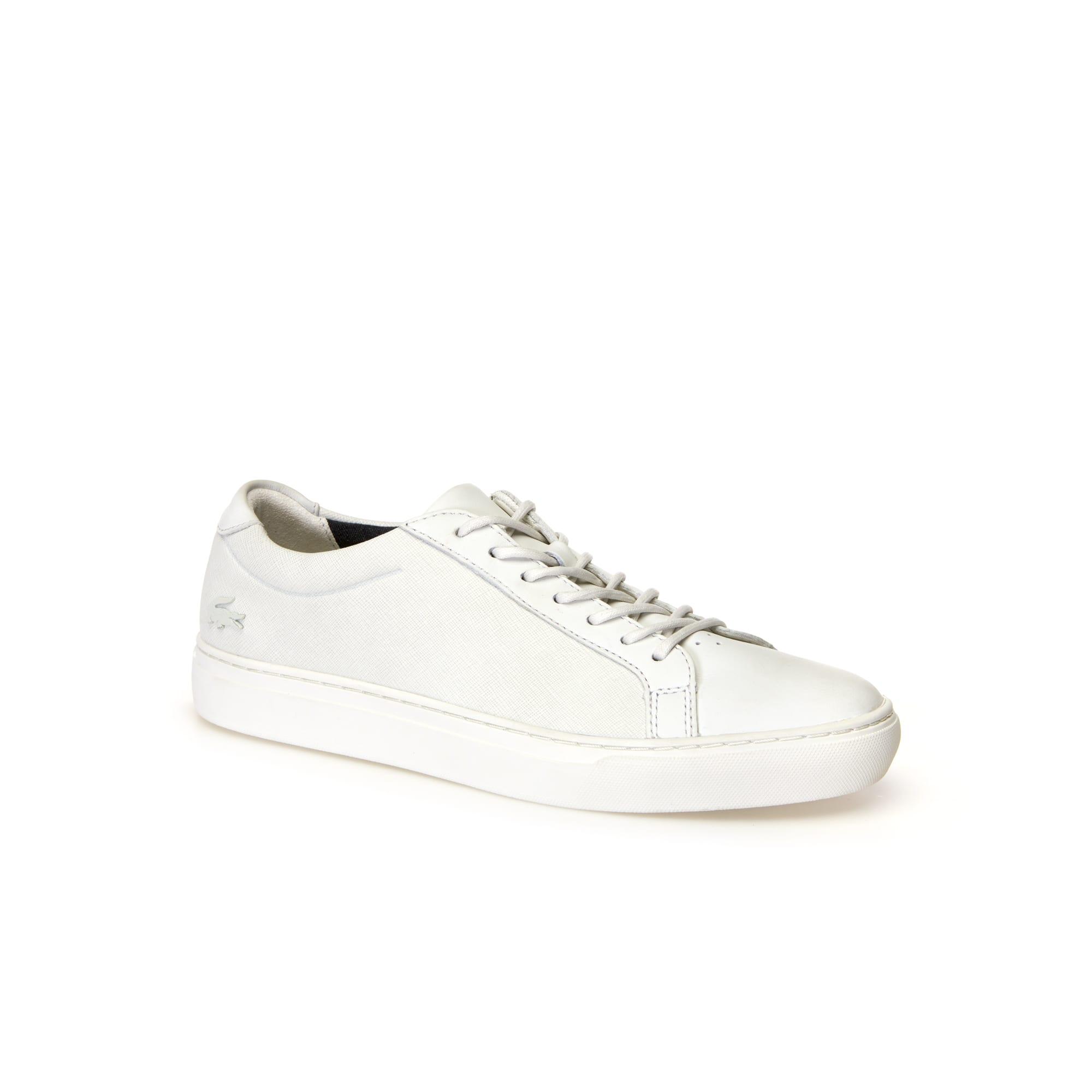 Herren-Sneakers L.12.12 aus Premium-Leder