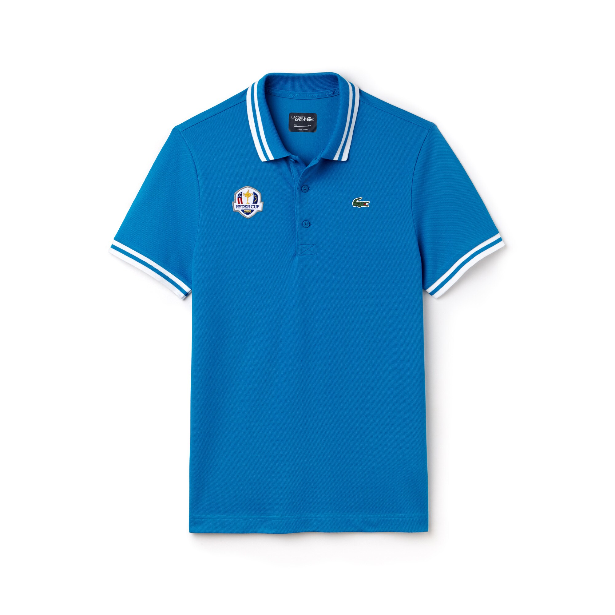 Lacoste - Herren LACOSTE SPORT Ryder Cup Edition Golf Poloshirt - 3