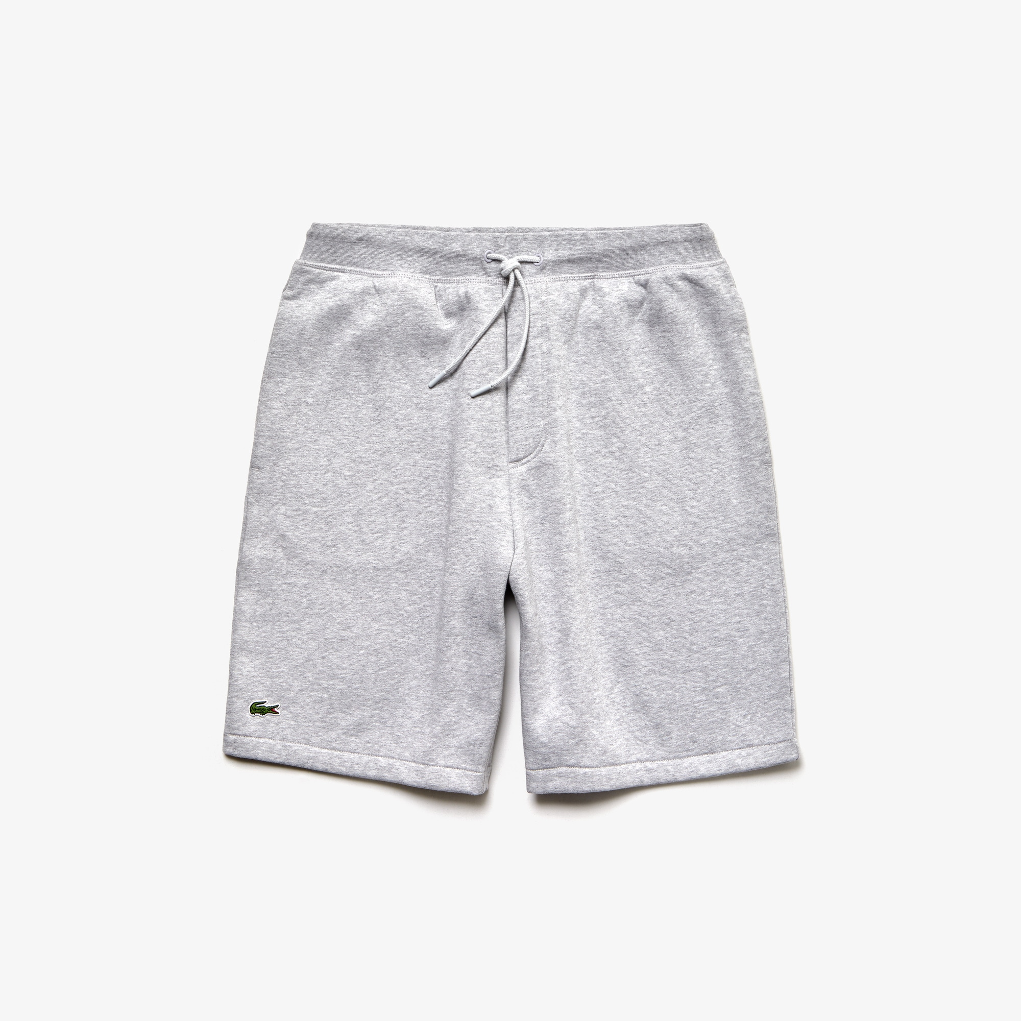 Herren Fleece-Shorts mit LACOSTE Stickerei LACOSTE SPORT