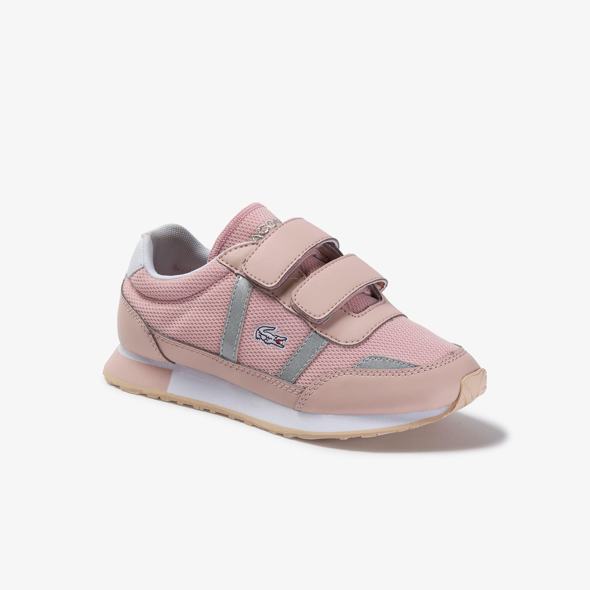 Kinder-Sneakers PARTNER aus Textil und Synthetik